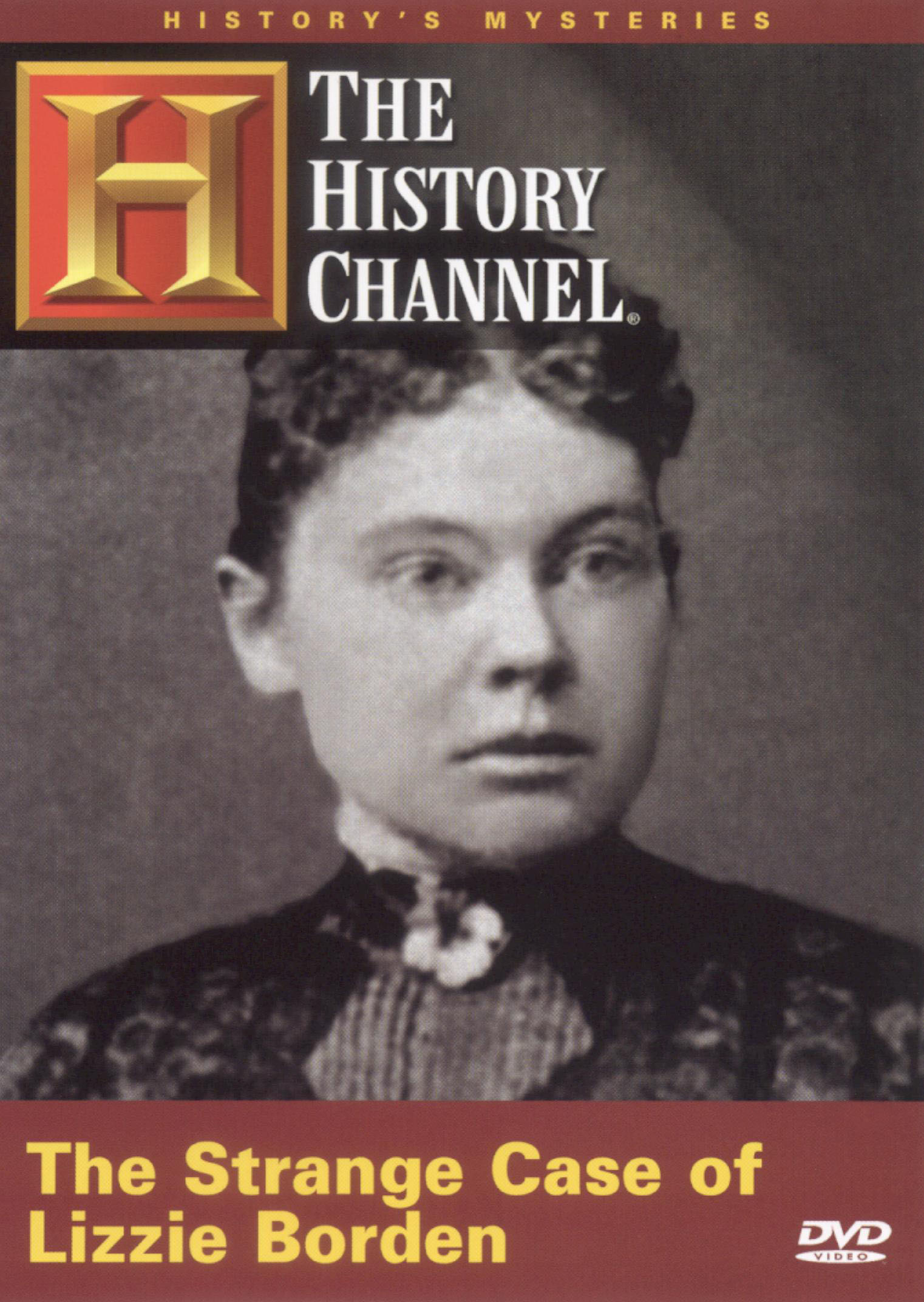 historys mysteries the strange case of lizzie borden