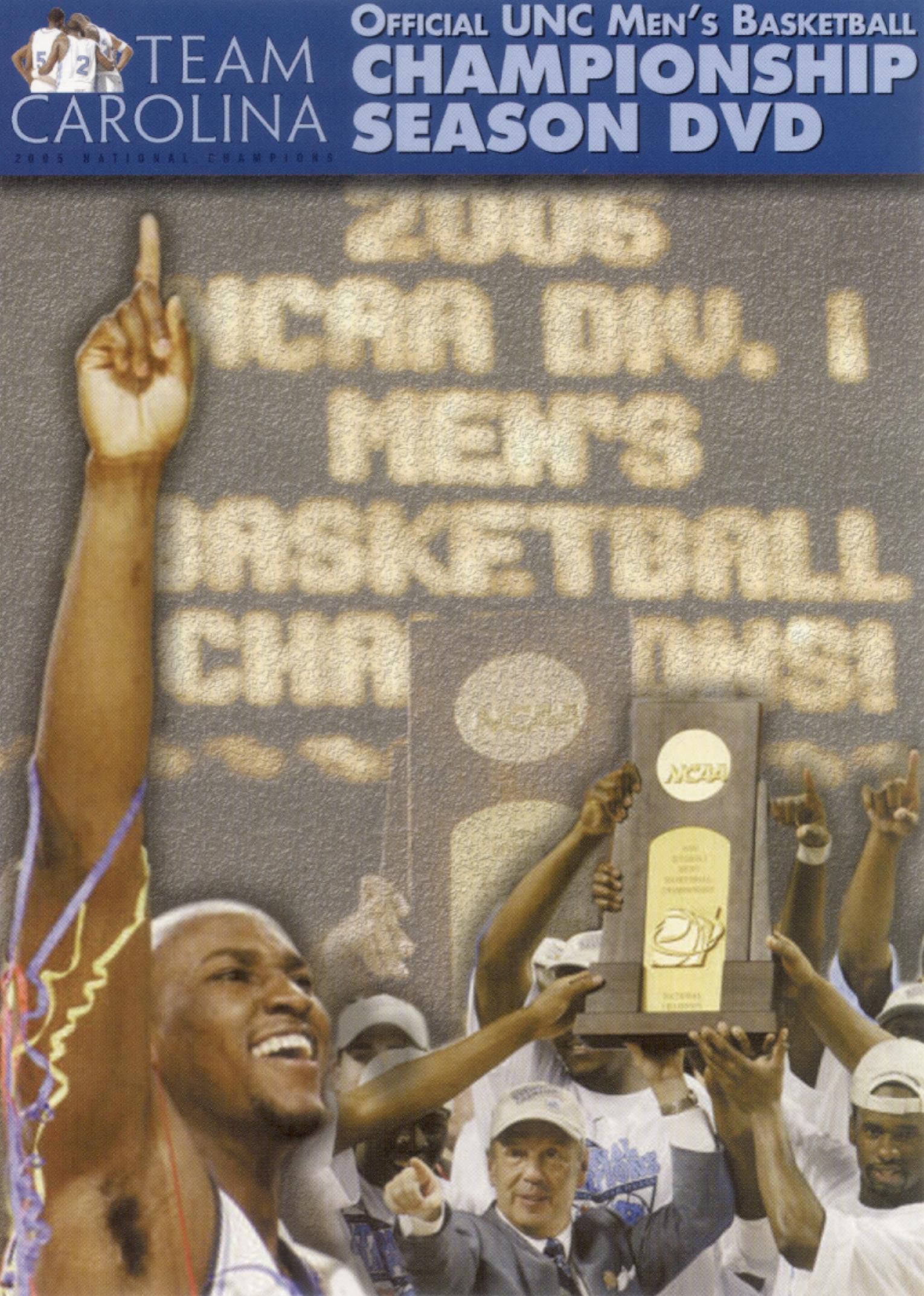 Team Carolina: 2004-2005 Official UNC Men's Basketball, Championship Season