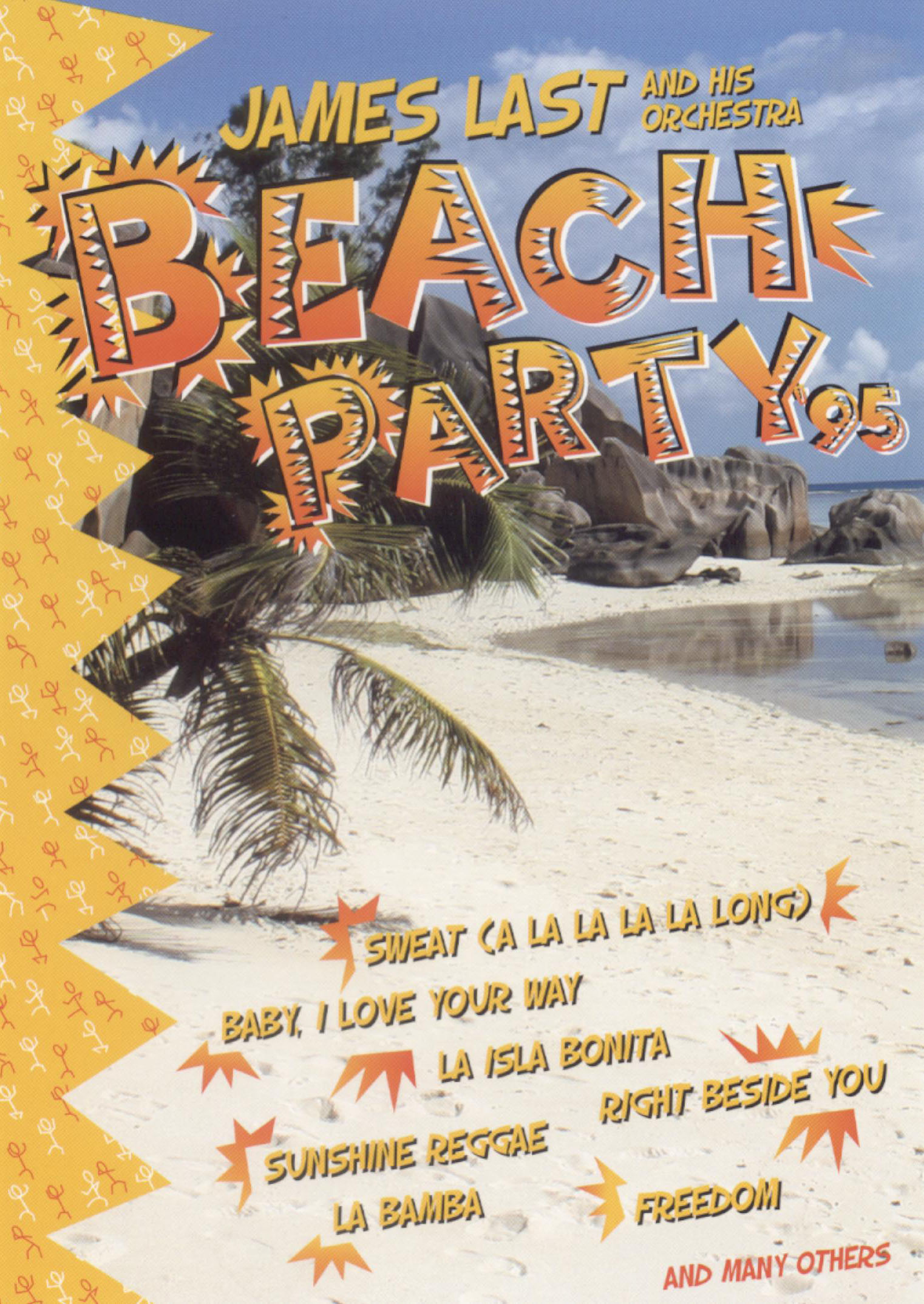 James Last and His Orchestra: Beach Party