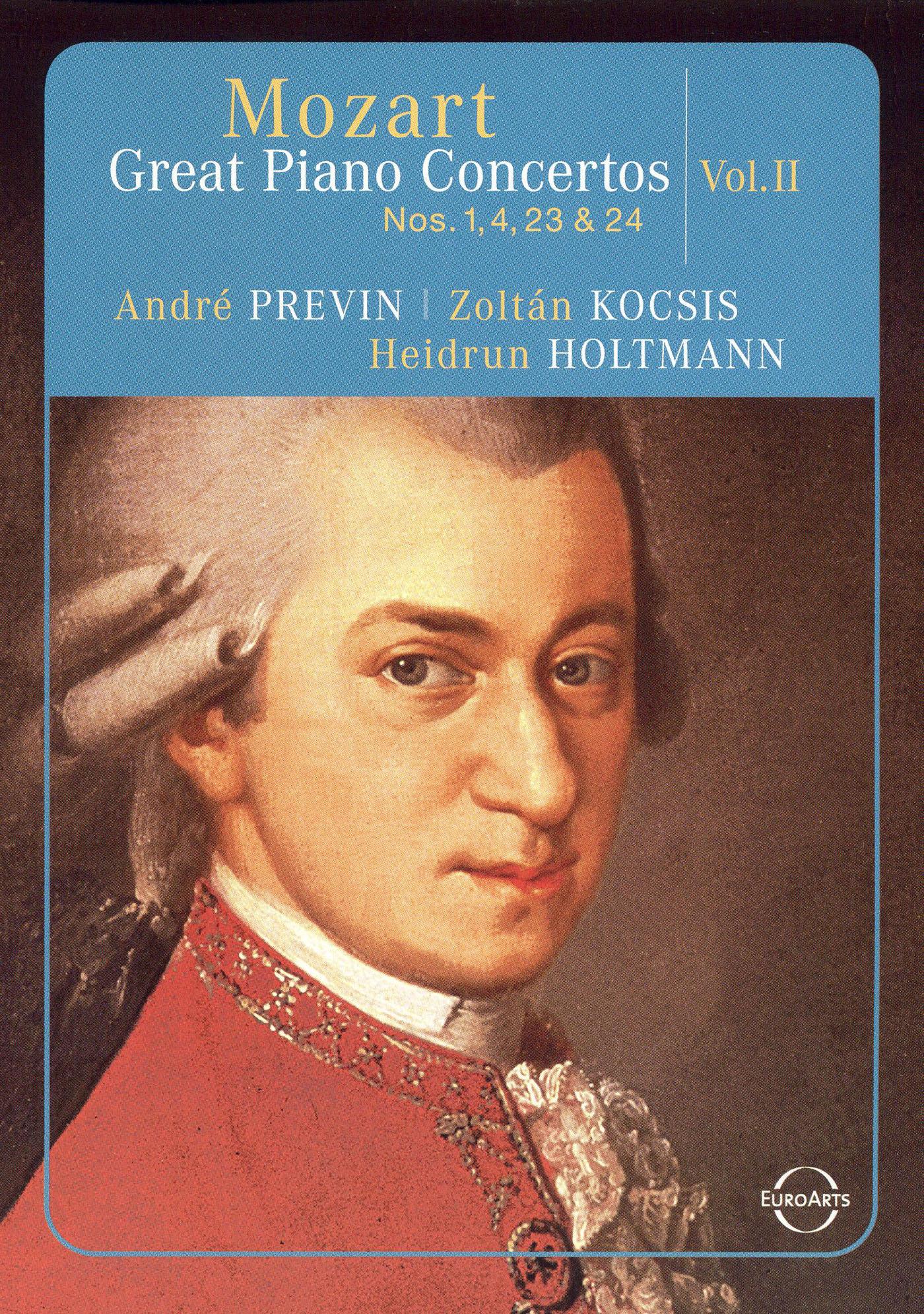 Andre Previn: Great Piano Concertos 2