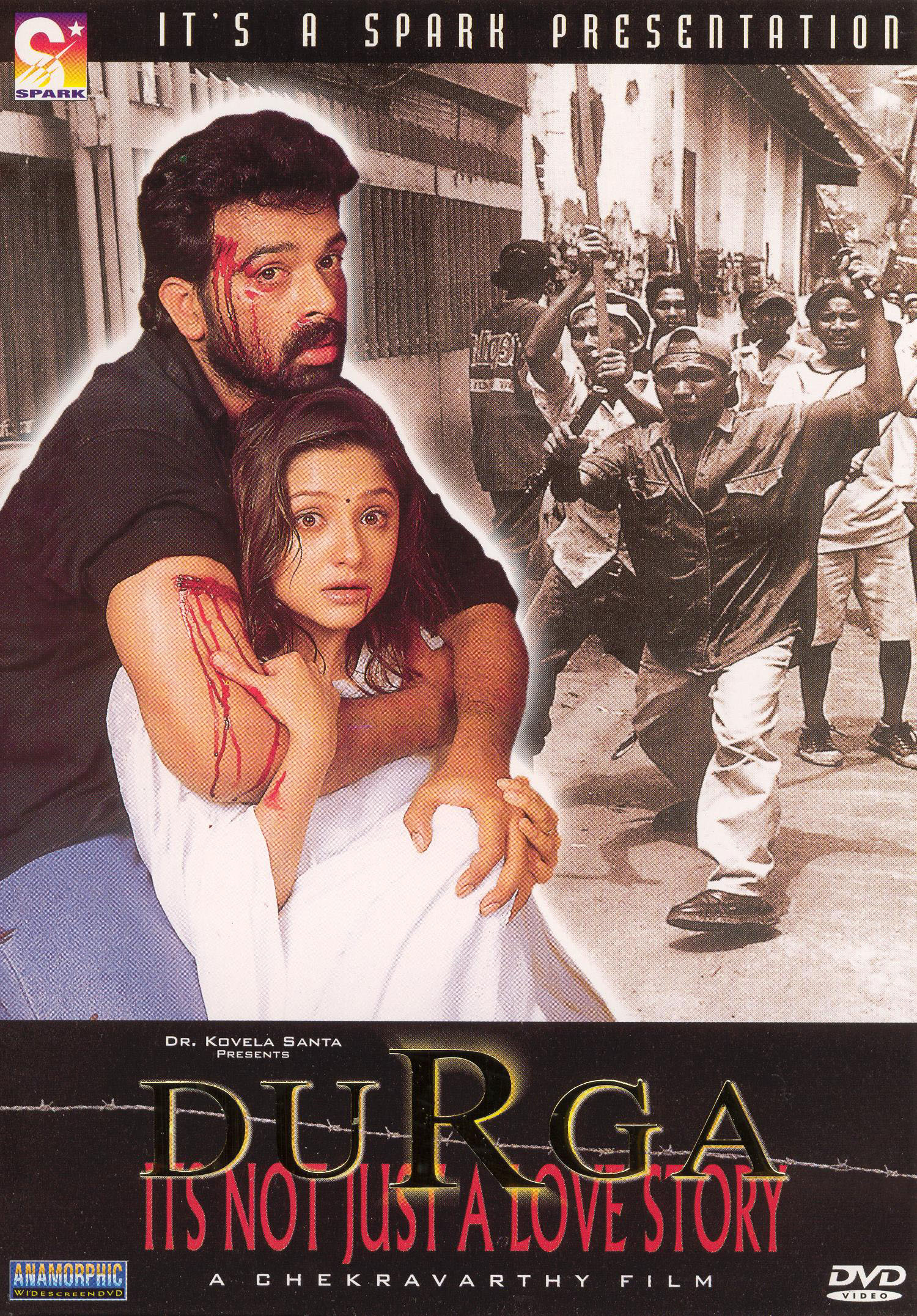 Durga: It's Not Just a Love Story