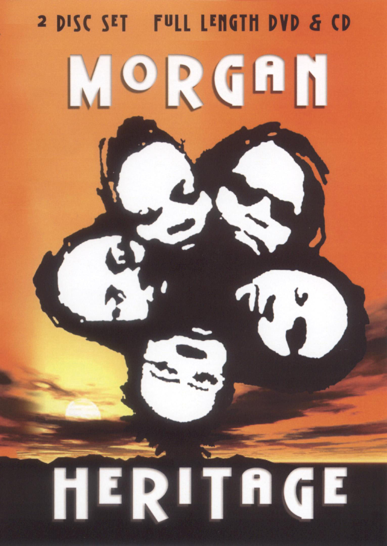 Morgan Heritage: Live in San Francisco