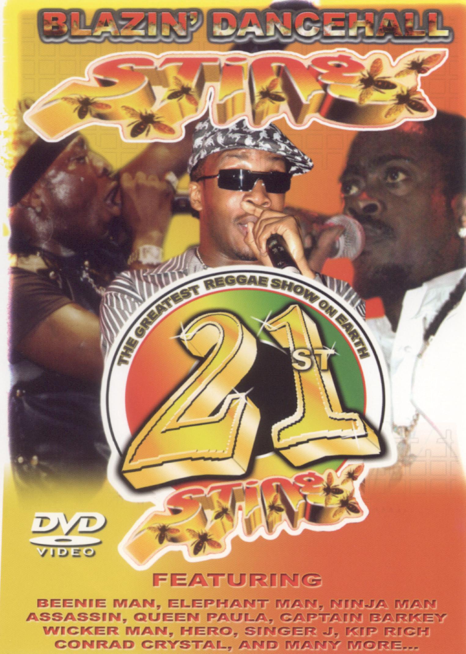 Sting 21: Blazin' Dancehall