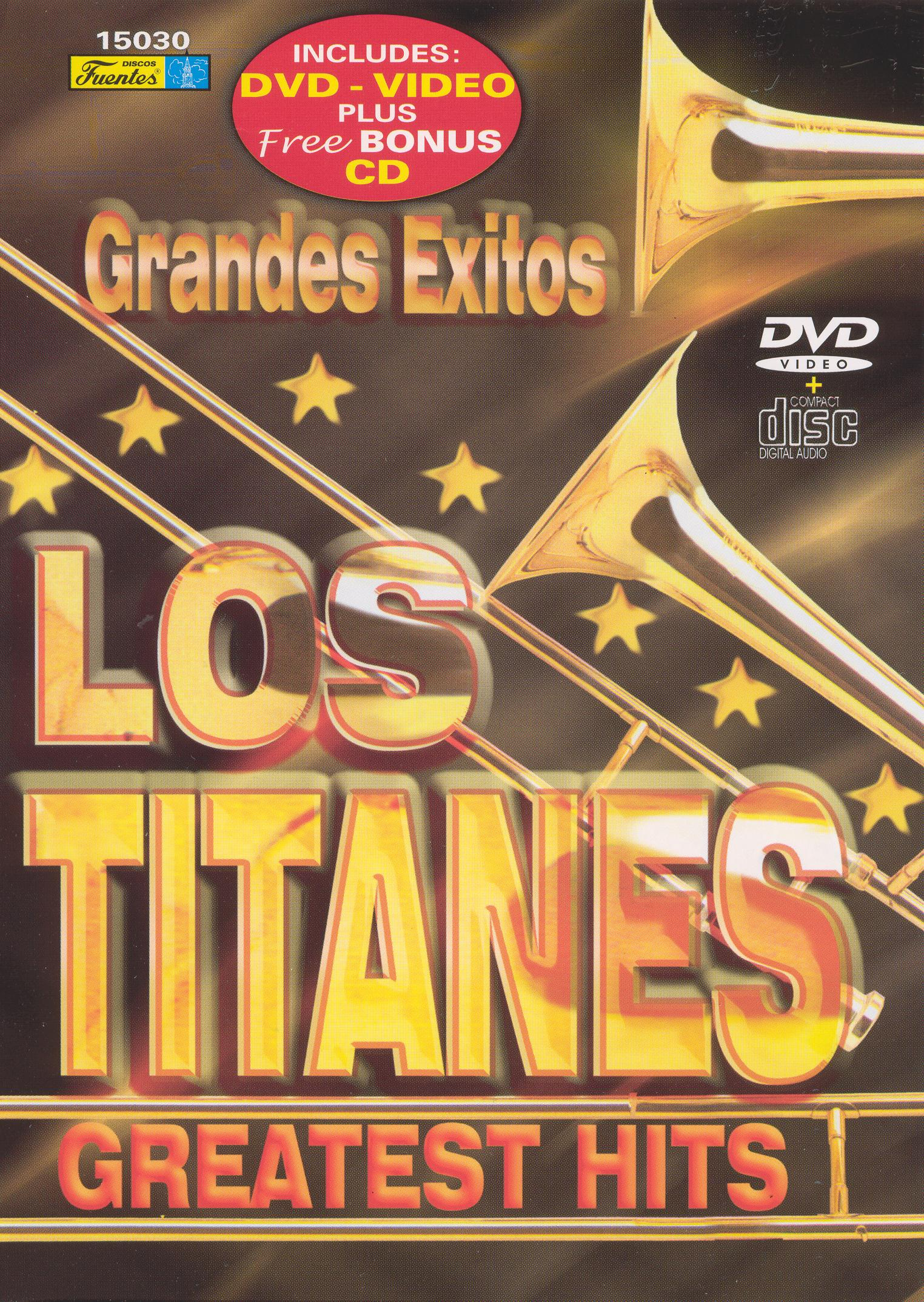 Los Titanes: Greatest Salsa Hits