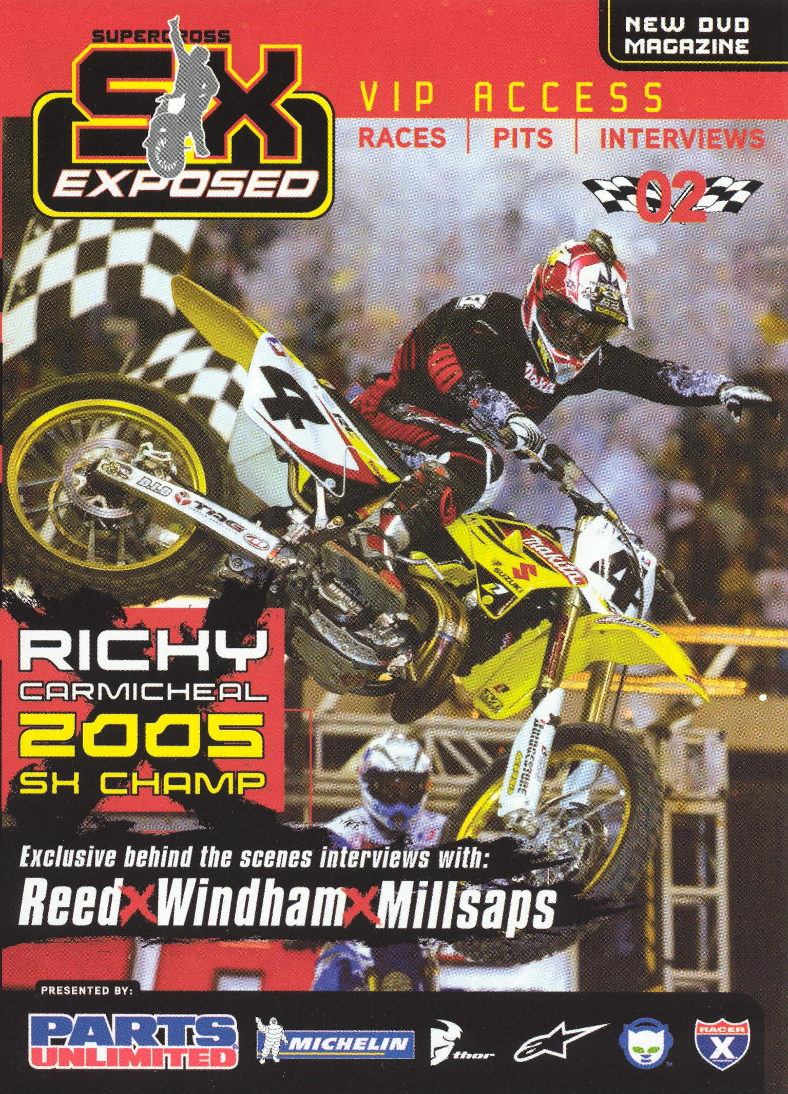 Supercross Exposed, Vol. 2