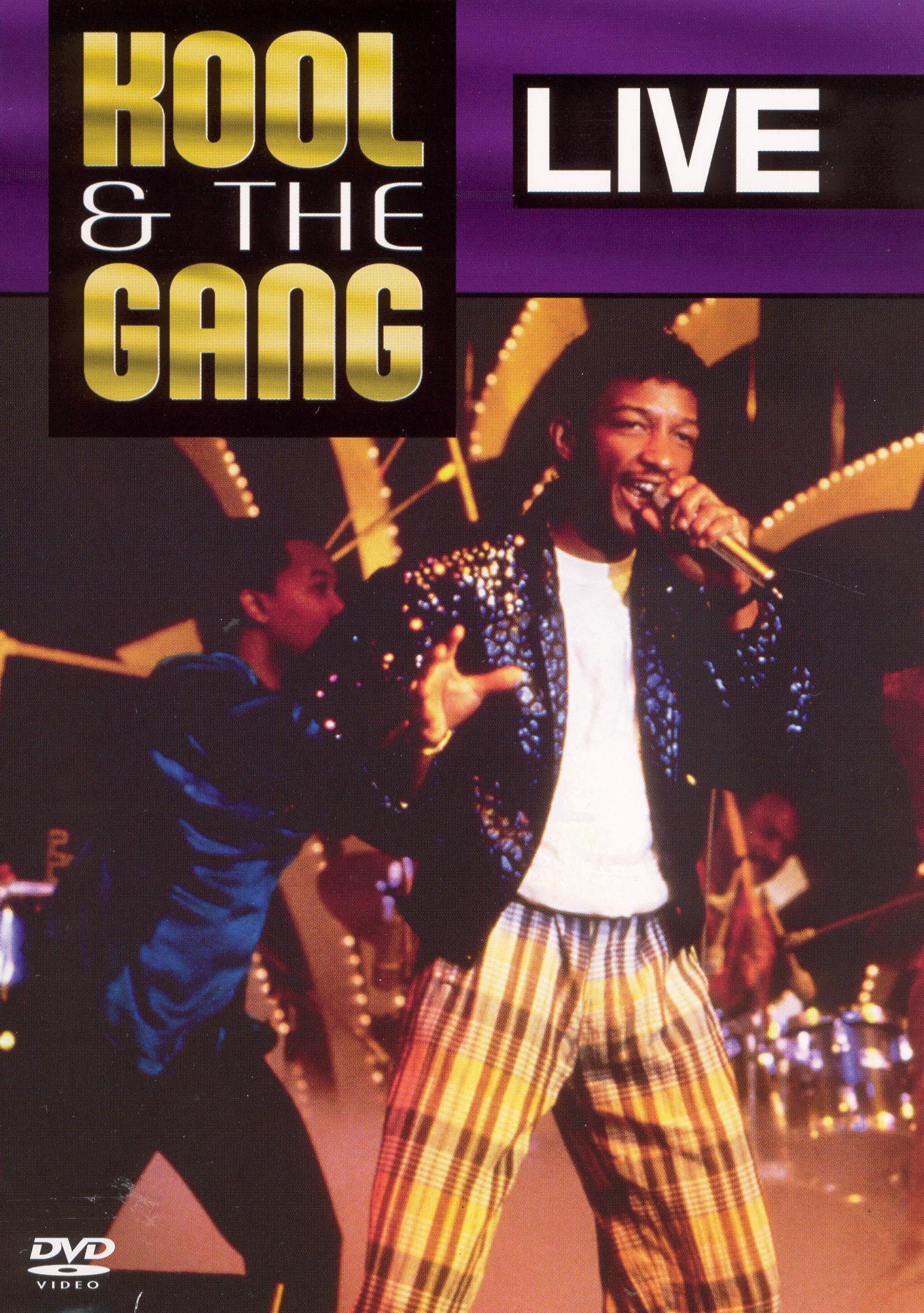 Kool and the Gang: Live