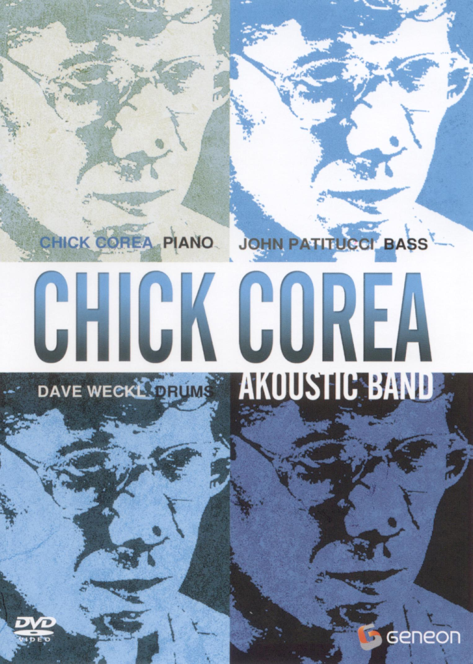 Chick Corea Akoustic Band: Alive