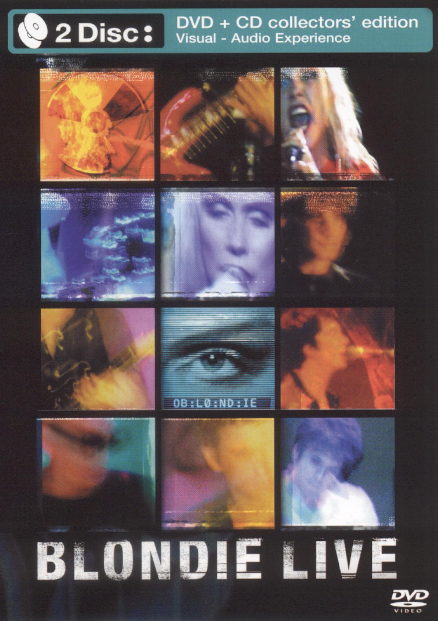 Blondie: Blondie Live