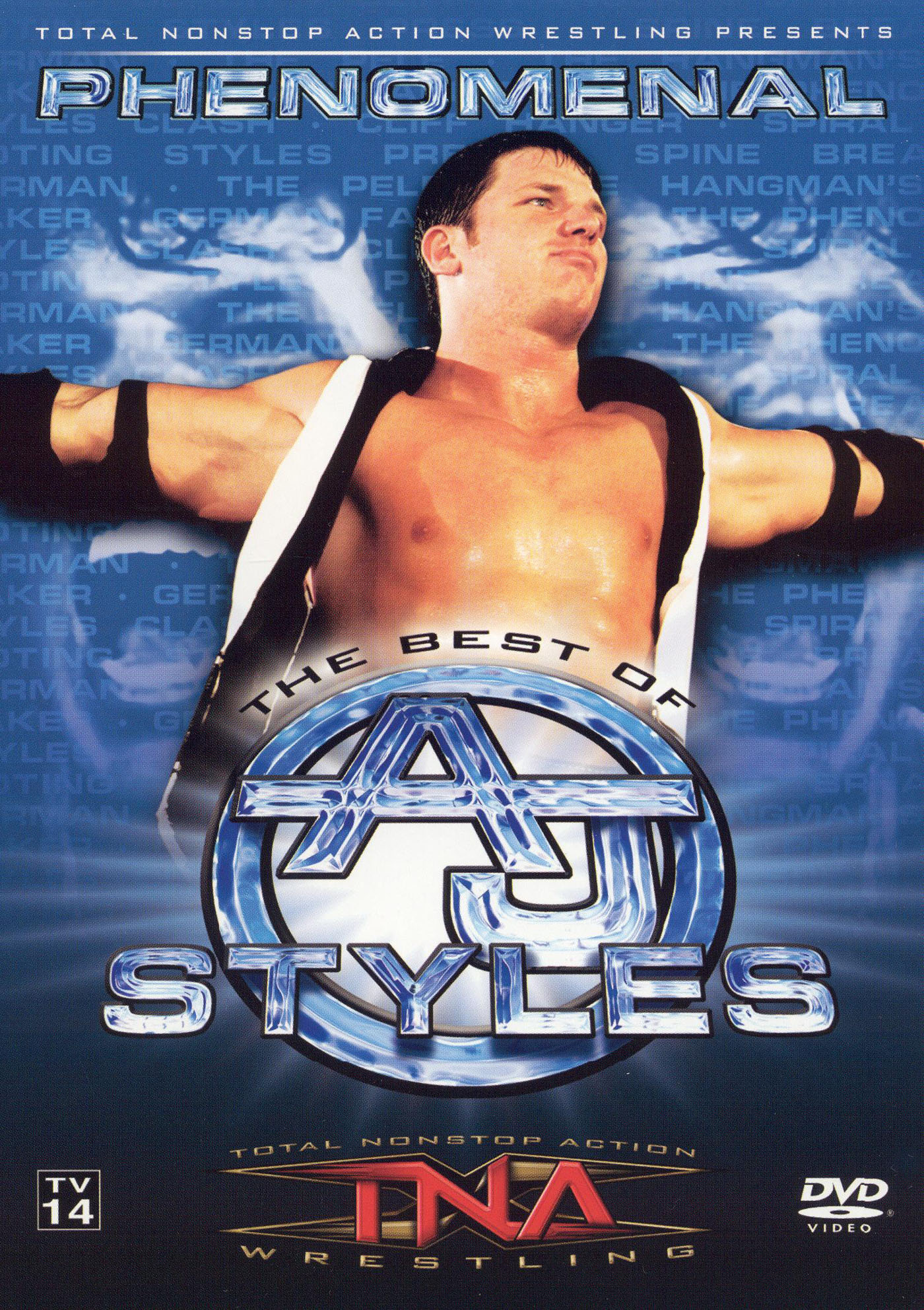 TNA Wrestling: Phenomenal - The Best of AJ Styles