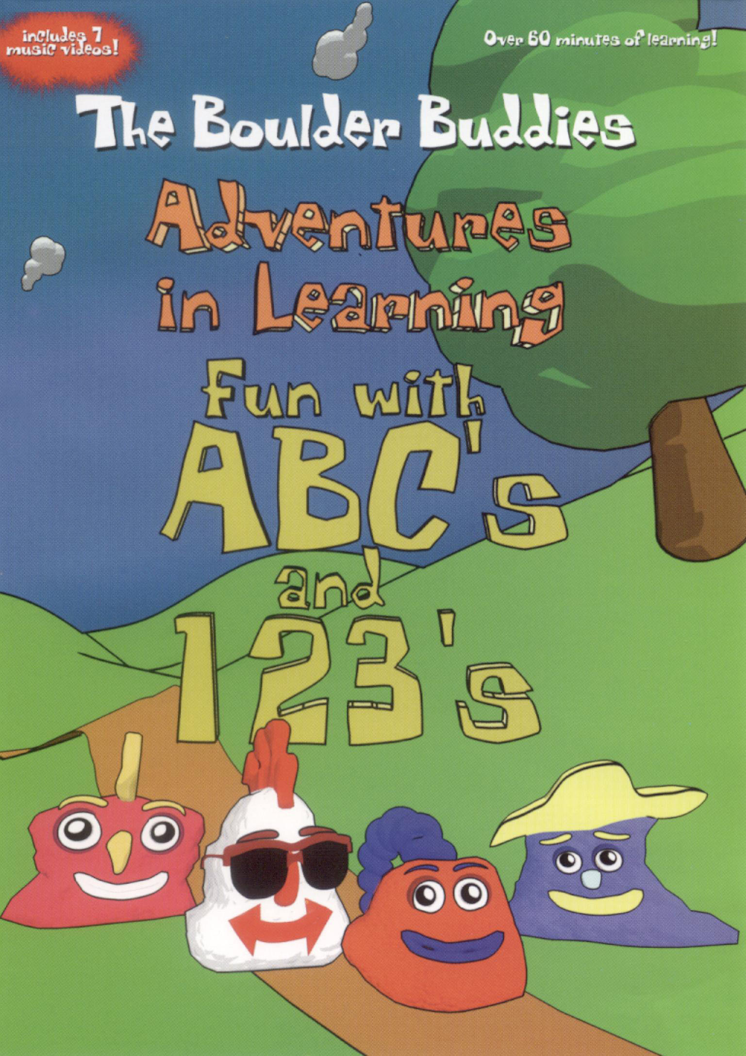 Boulder Buddies - Adventures in Learning: Fun with ABC's and 123's