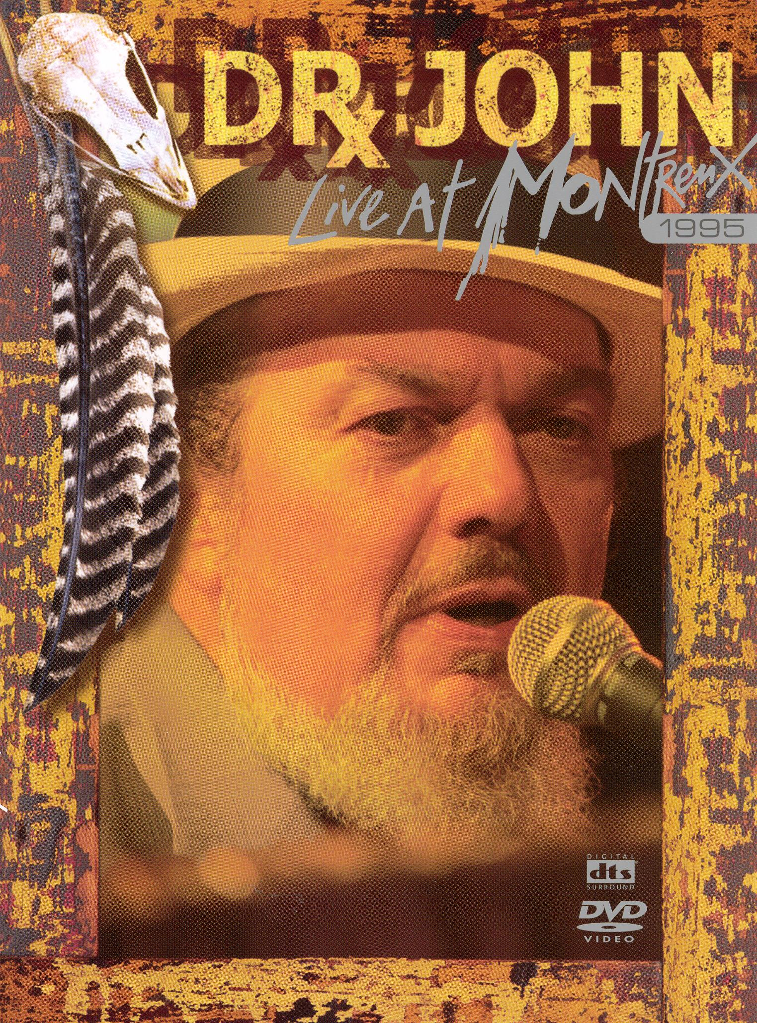 Dr. John: Live at Montreux, 1995