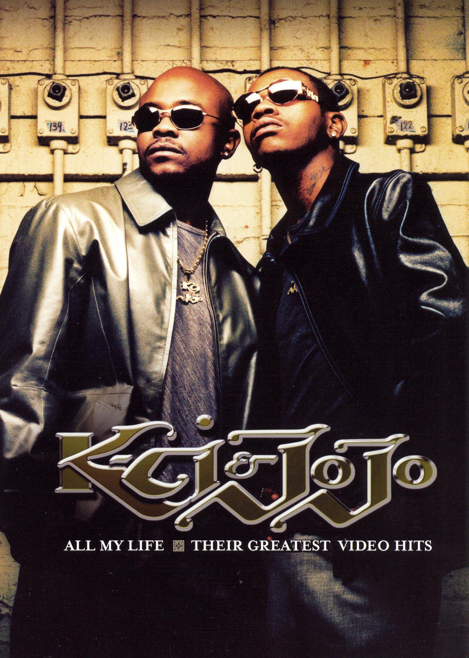 K-Ci & Jojo: All My Life - Their Greatest Hits