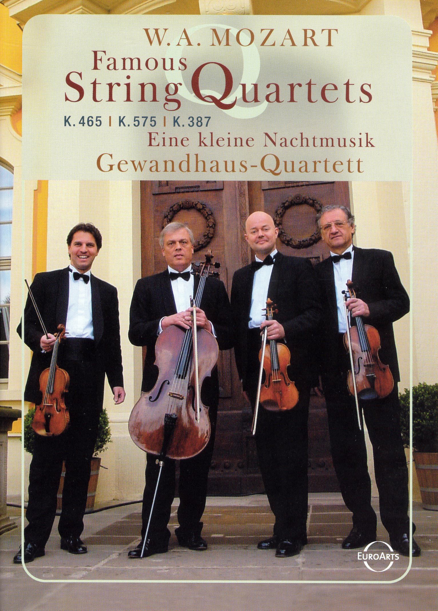 Famous String Quartets