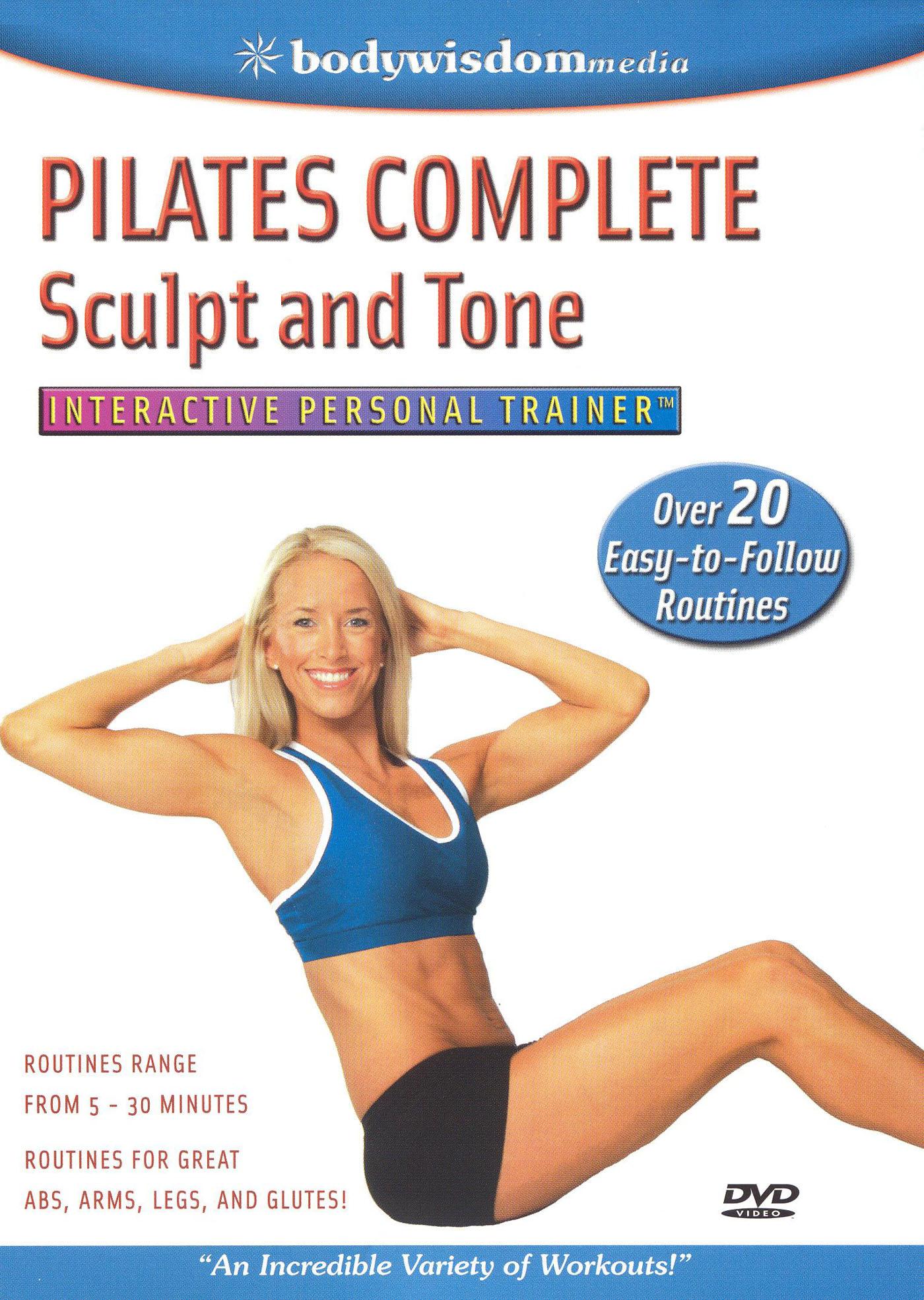 Pilates: Complete Sculpt and Tone