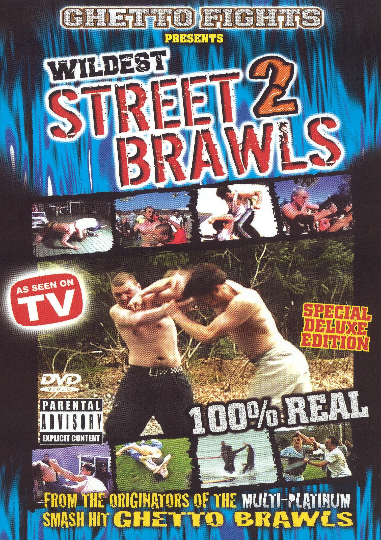 Ghetto Fights Presents: Wildest Street Brawls, Vol. 2