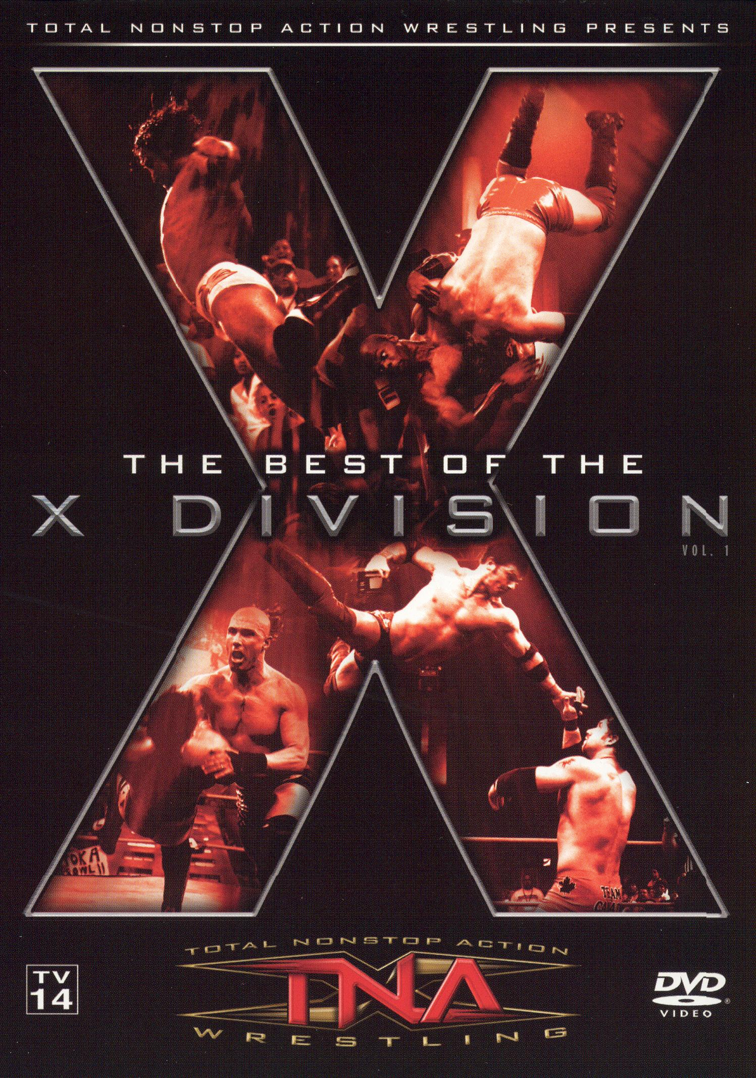 TNA Wrestling: The Best of the X Division