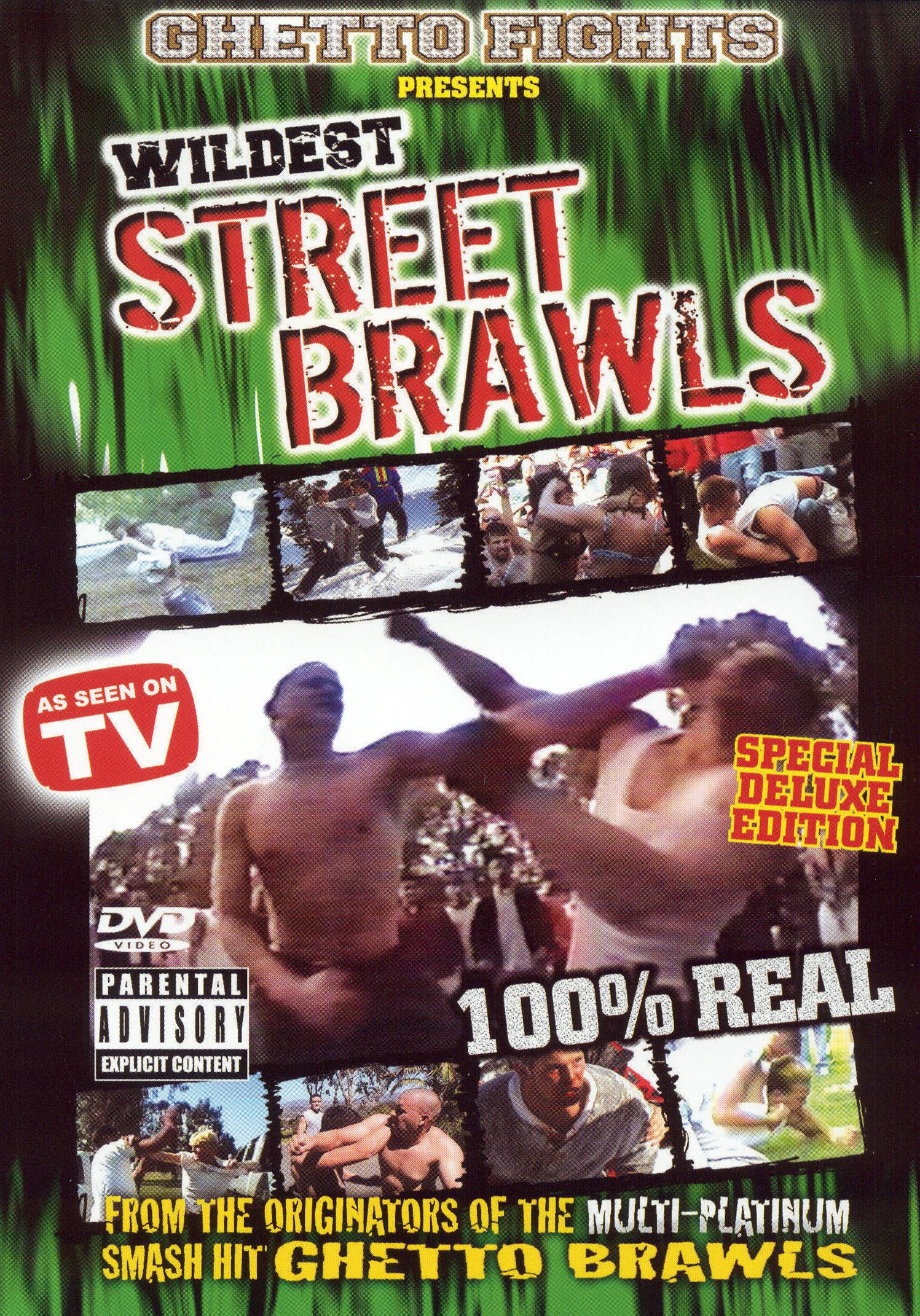 Ghetto Fights Presents: Wildest Street Brawls, Vol. 1
