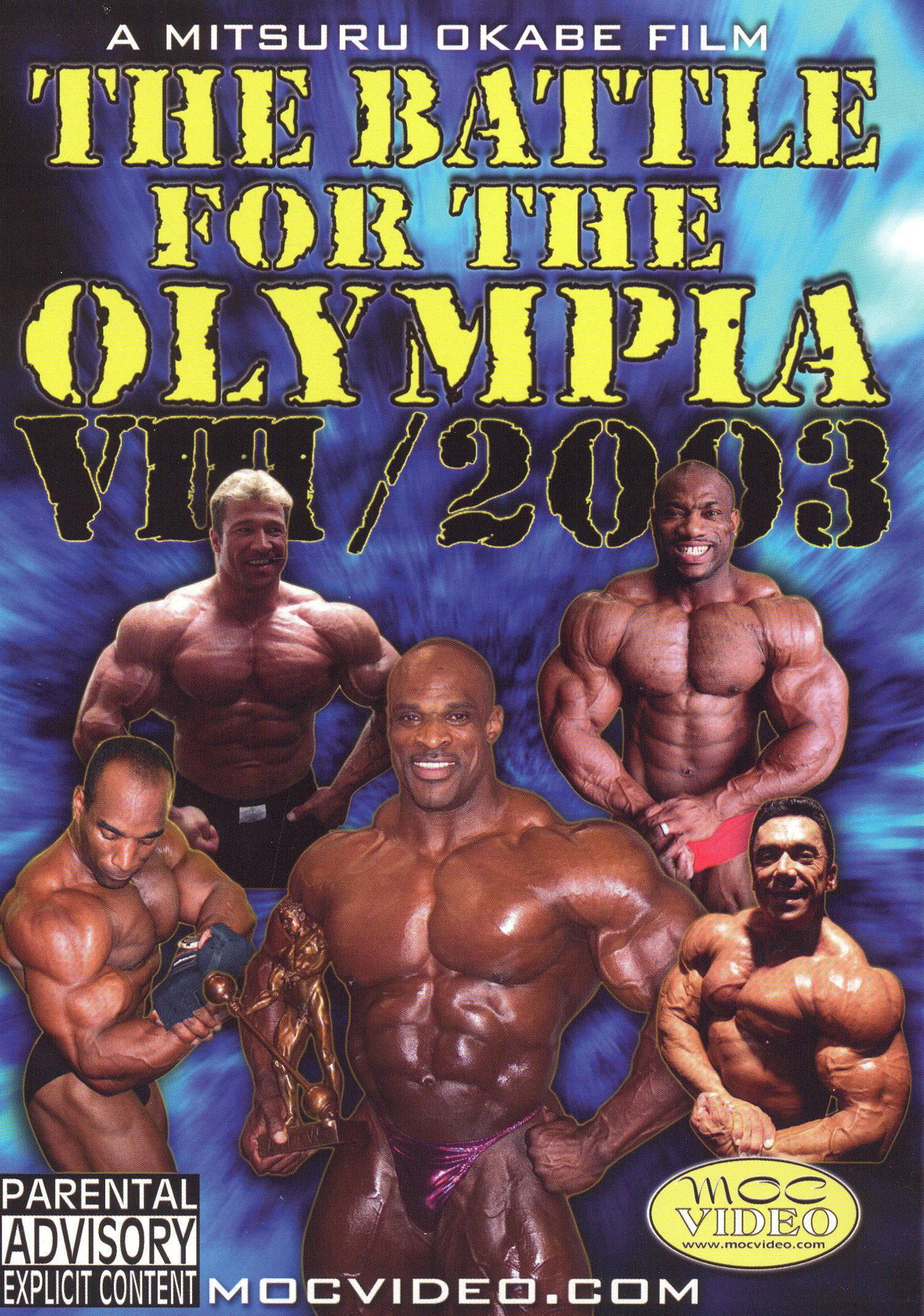 The Battle for the Olympia, Vol. VIII - 2003