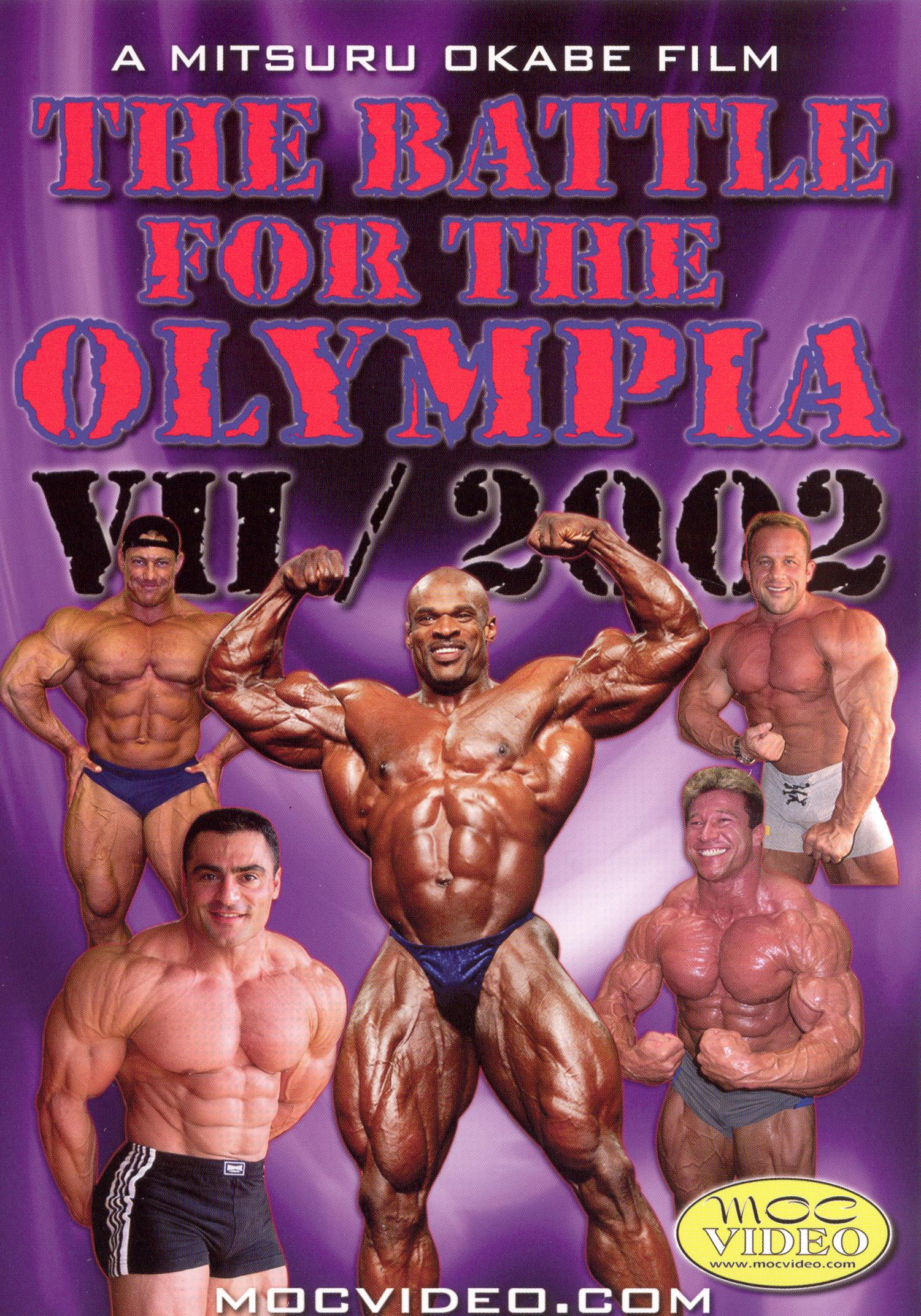 The Battle for the Olympia, Vol. VII - 2002