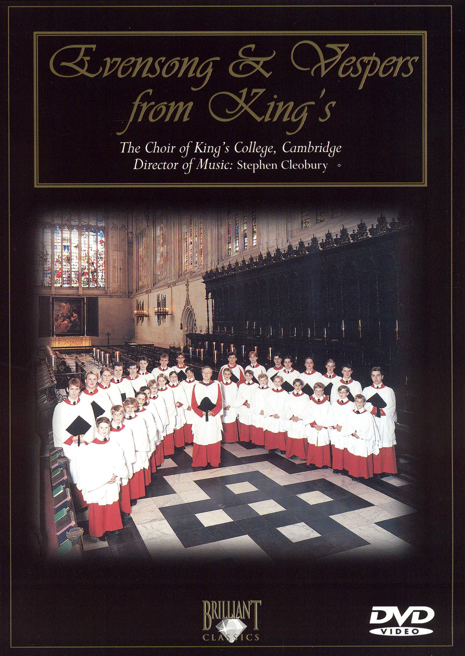 Evensong & Vespers from King's