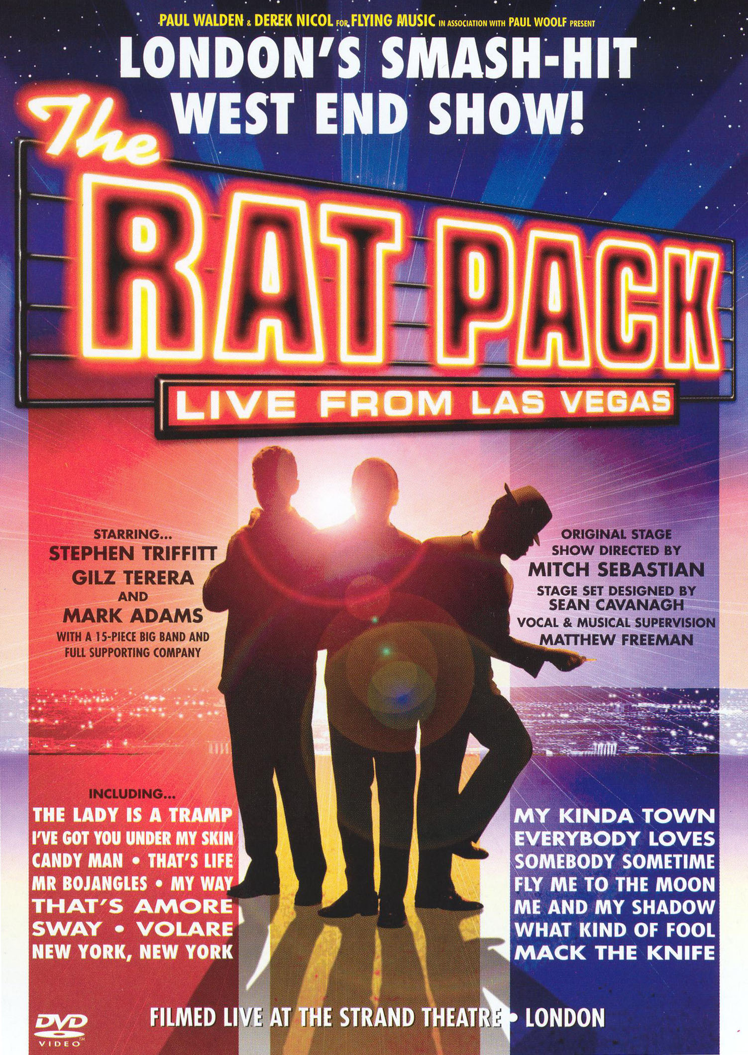 The Rat Pack: Live From Las Vegas