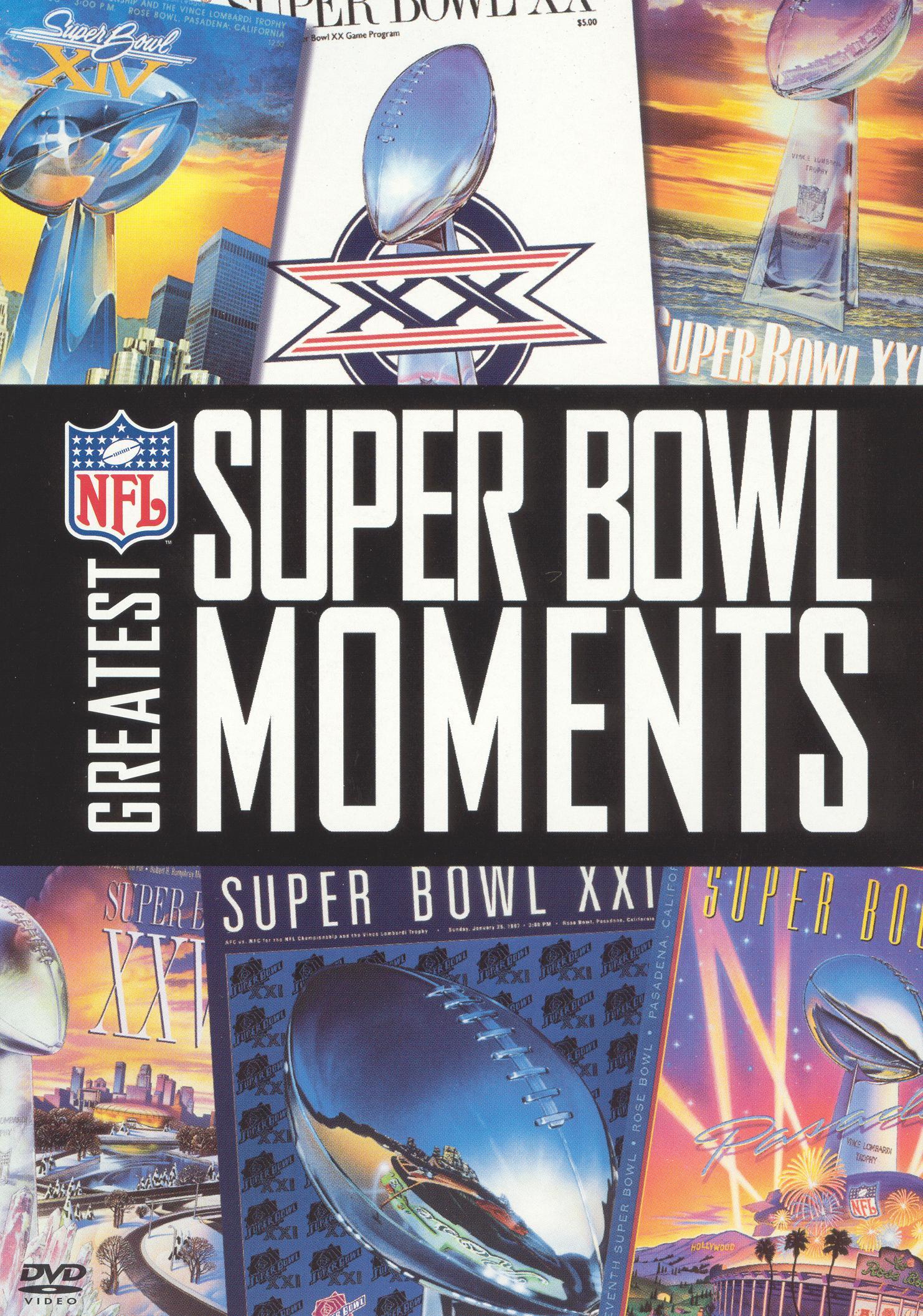 NFL: Greatest Super Bowl Moments