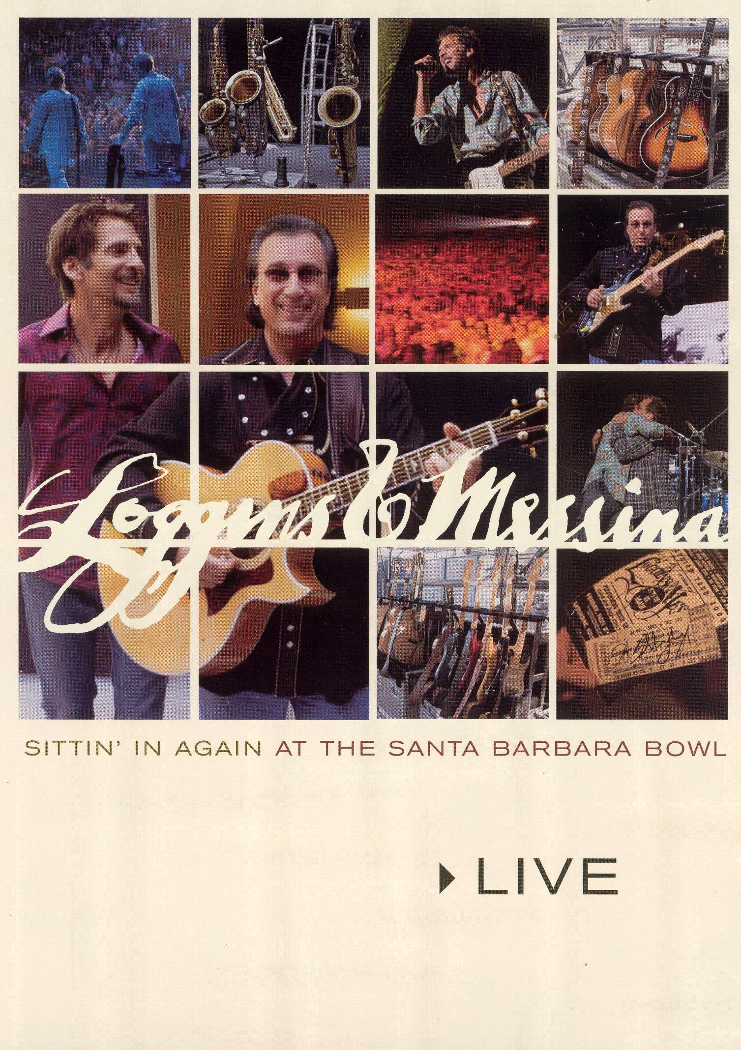 Loggins and Messina: Live: Sittin in Again at Santa Barbara Bowl