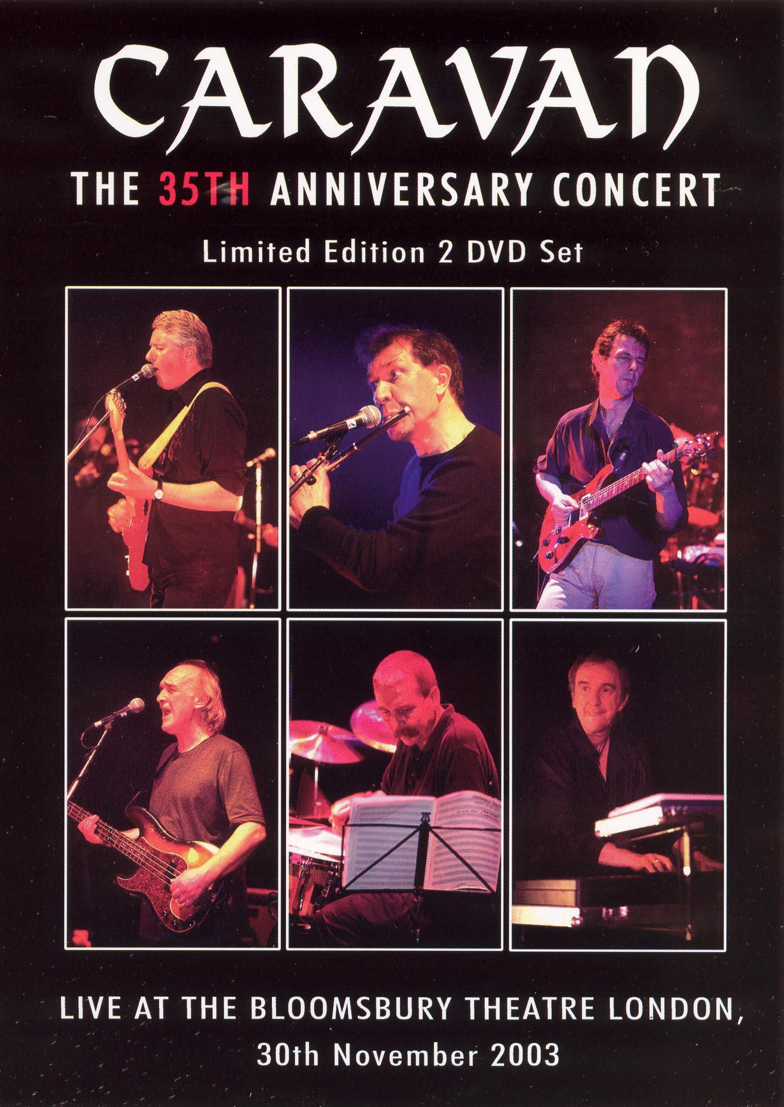 Caravan: 35th Anniversary Concert