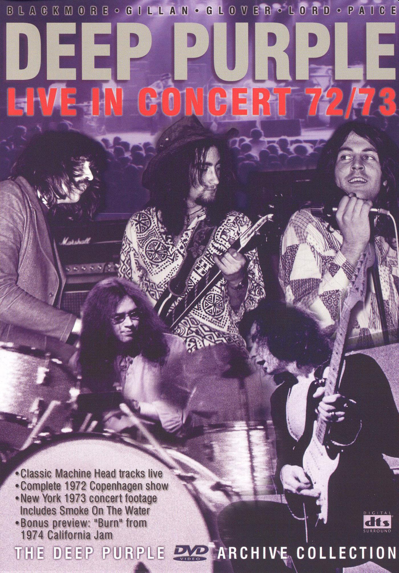 Deep Purple: Scandinavian Nights