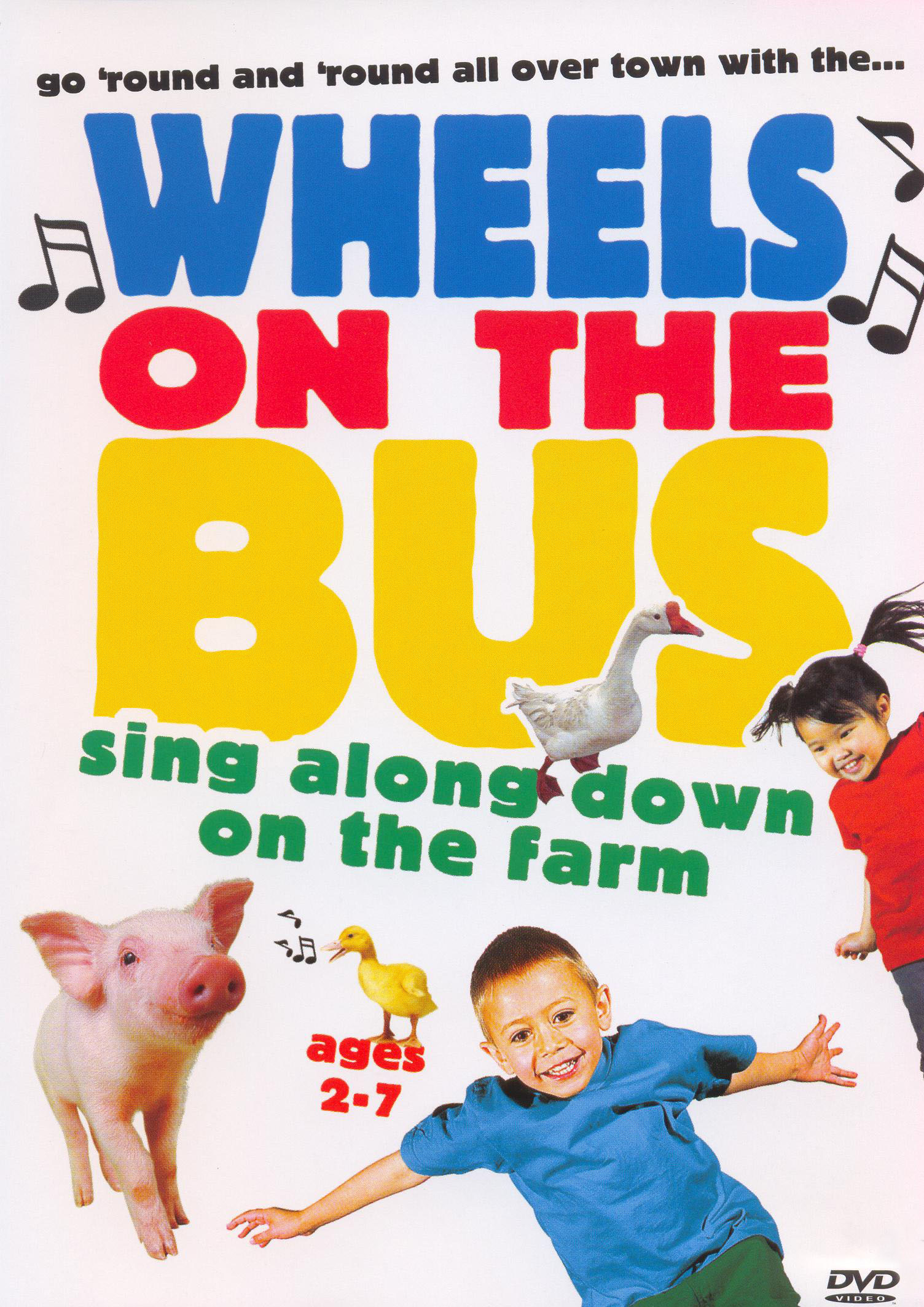 The Wheels on the Bus: Sing Along Down on the Farm