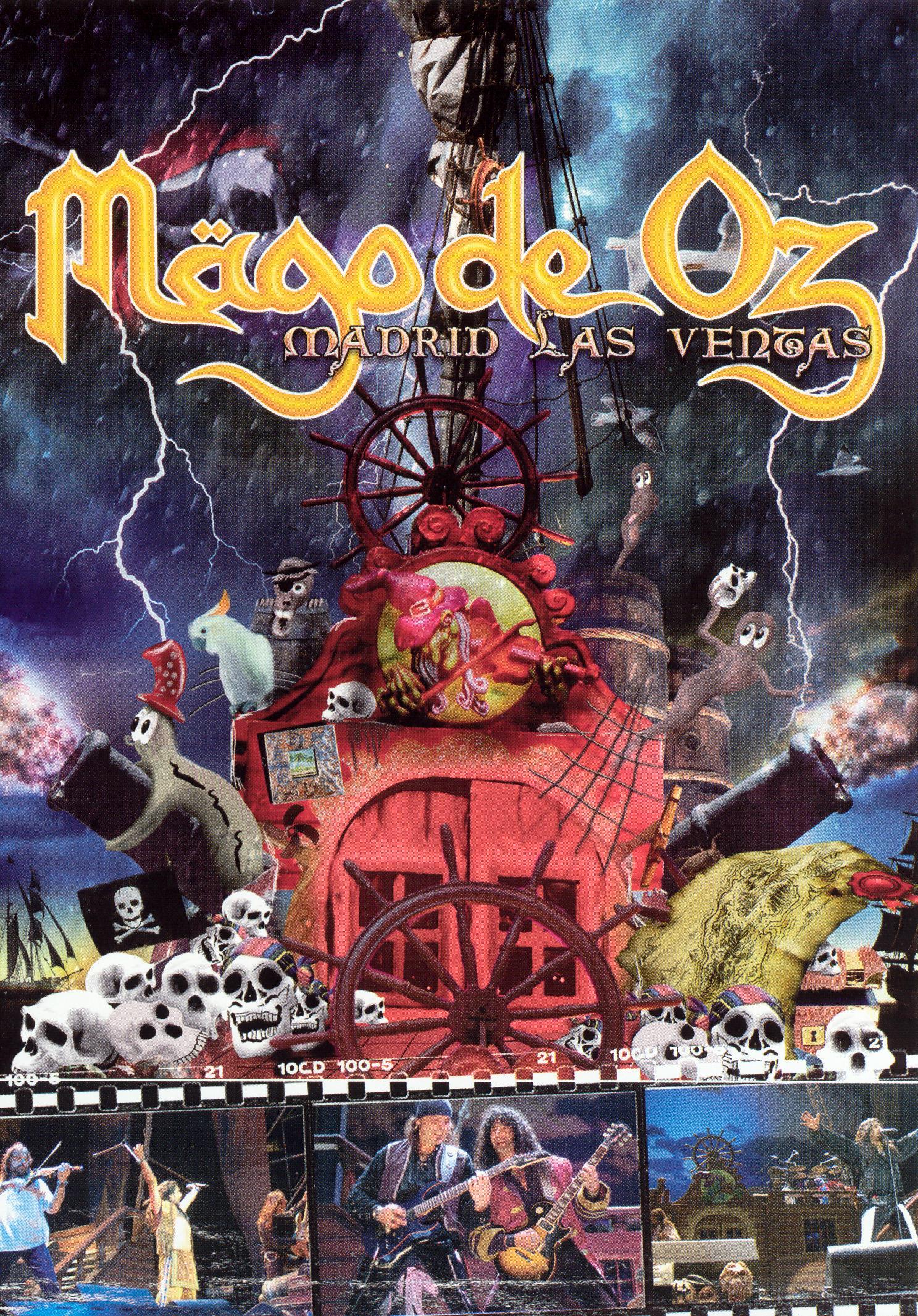 Mago de Oz: Madrid las Ventas