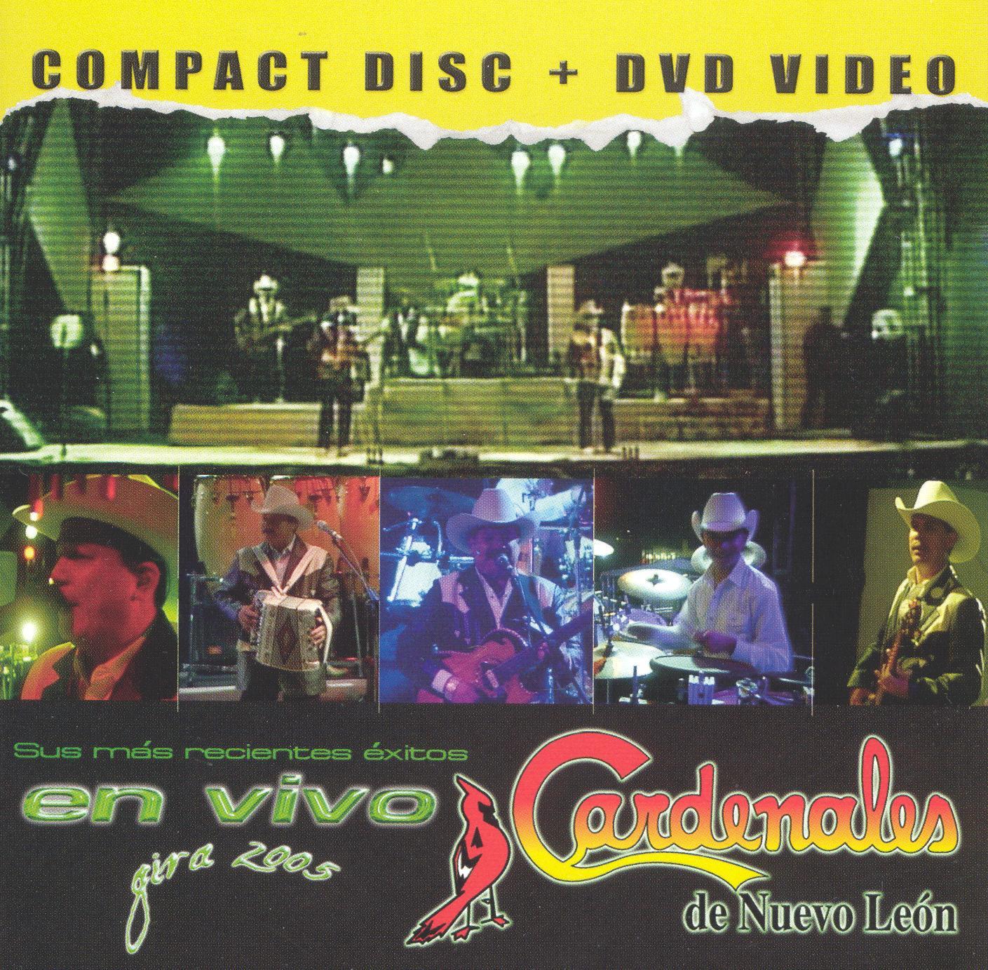 Los Cardenales de Nuevo Leon: Exitos En Vivo, Gira 2005