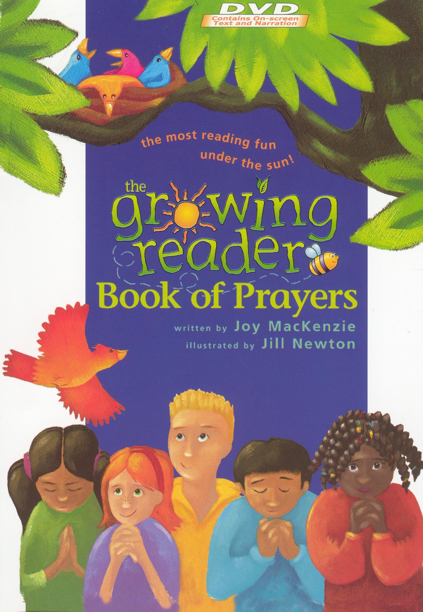 Growing Reader Phonics: The Book of Prayers