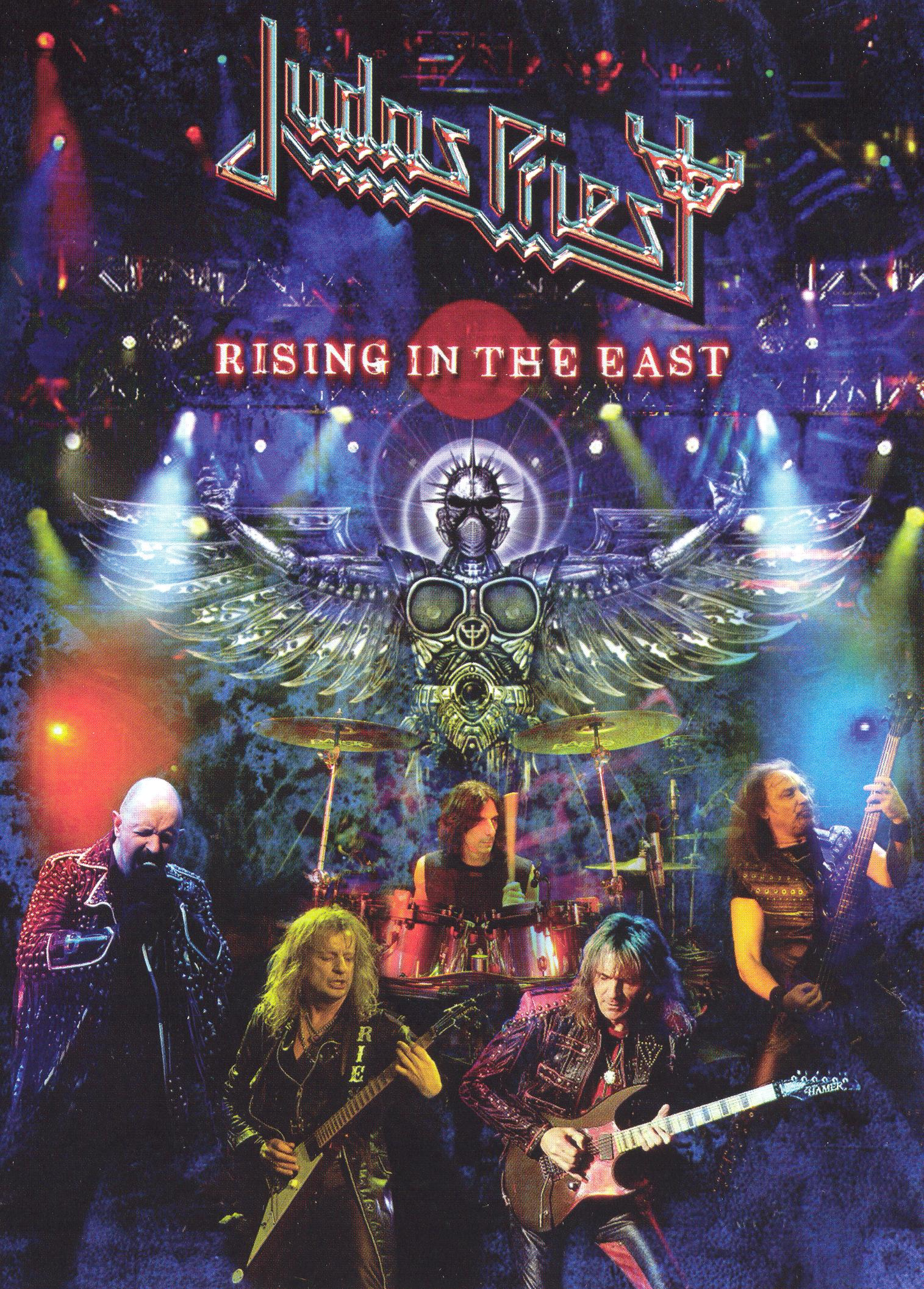 Judas Priest: Rising in the East