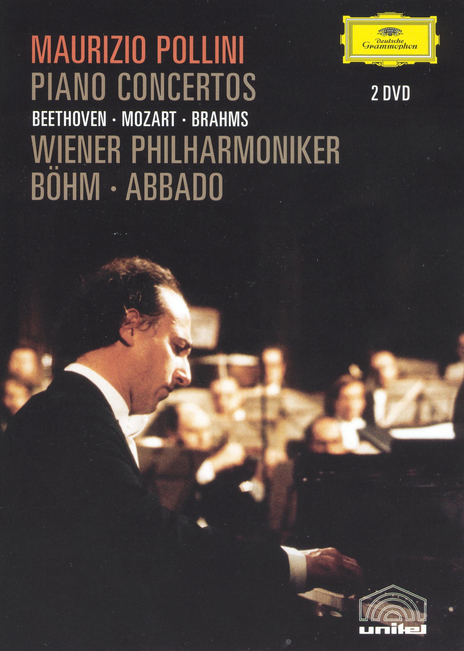 Pollini: Piano Concertos