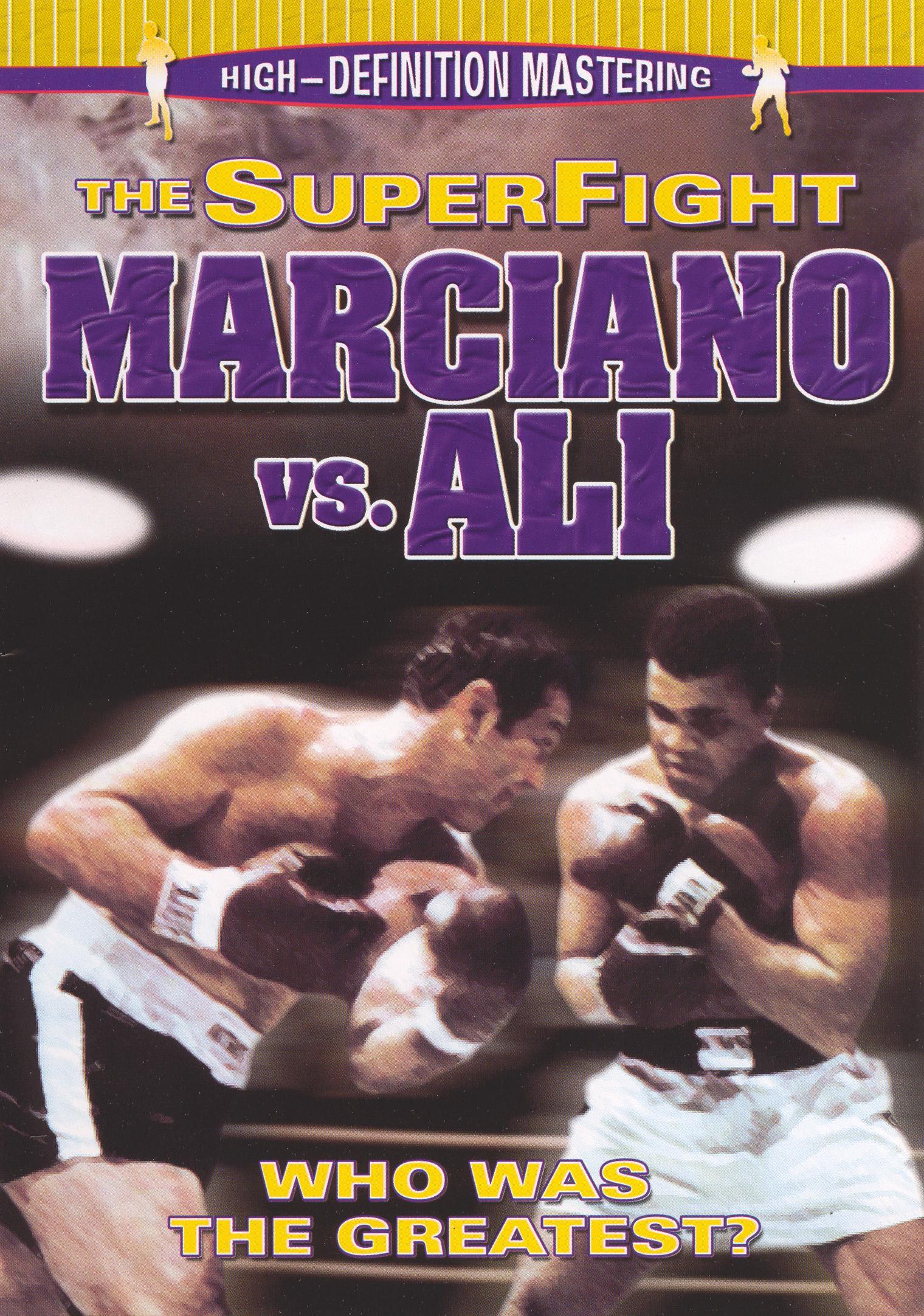 Superfight: Ali vs Marciano