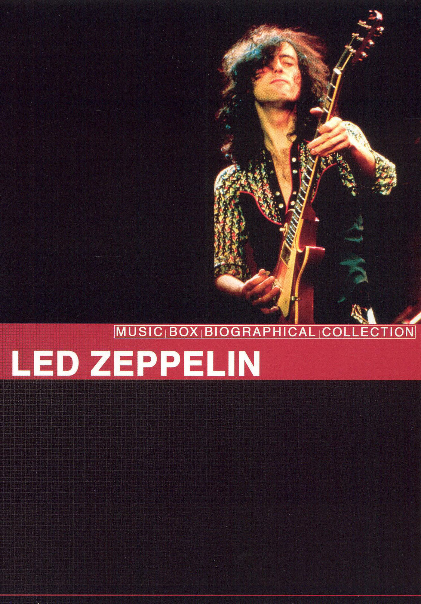 Music Box Biographical Collection: Led Zeppelin