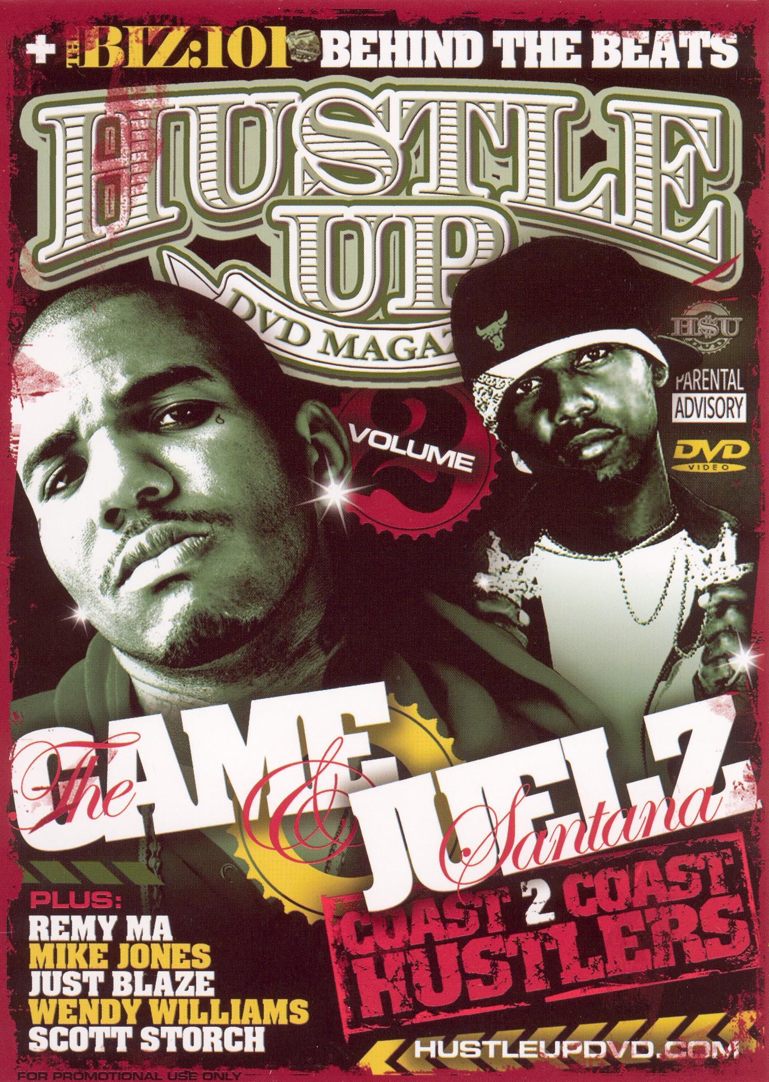 Hustle Up DVD Magazine, Vol. 2