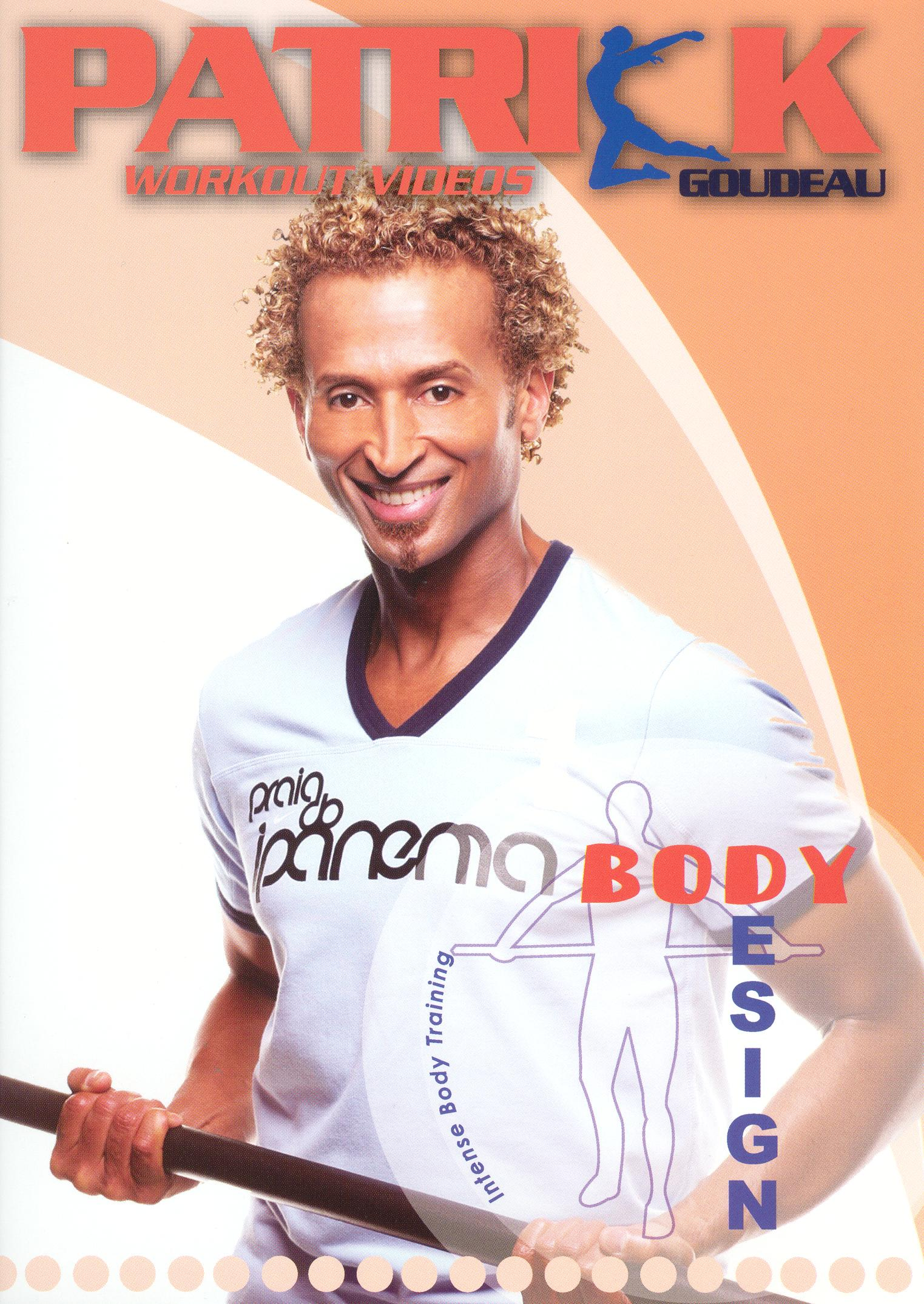 Body Design with Patrick Goudeau