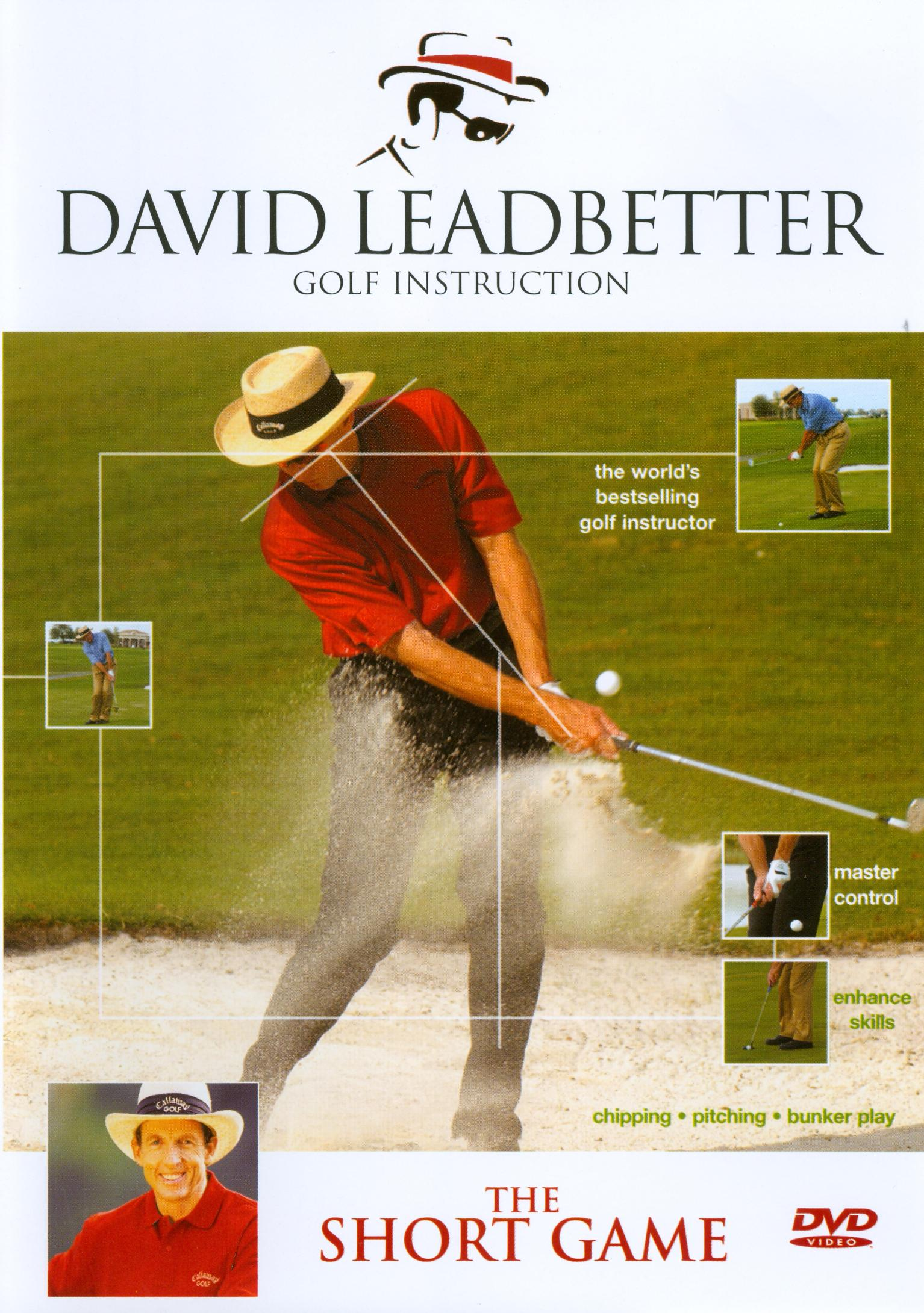 David Leadbetter Golf Instruction: The Short Game