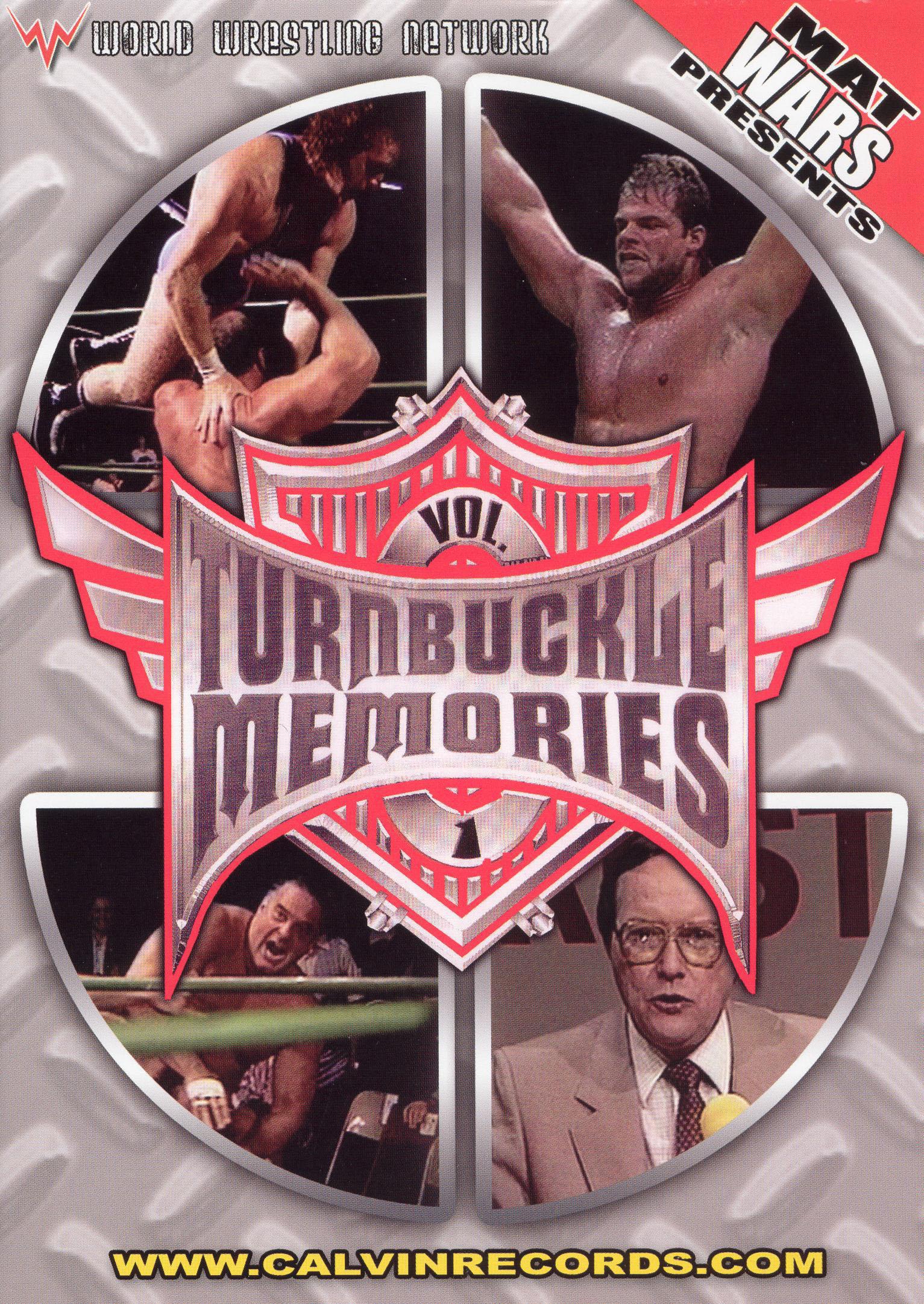 Turnbuckle Memories, Vol. 1