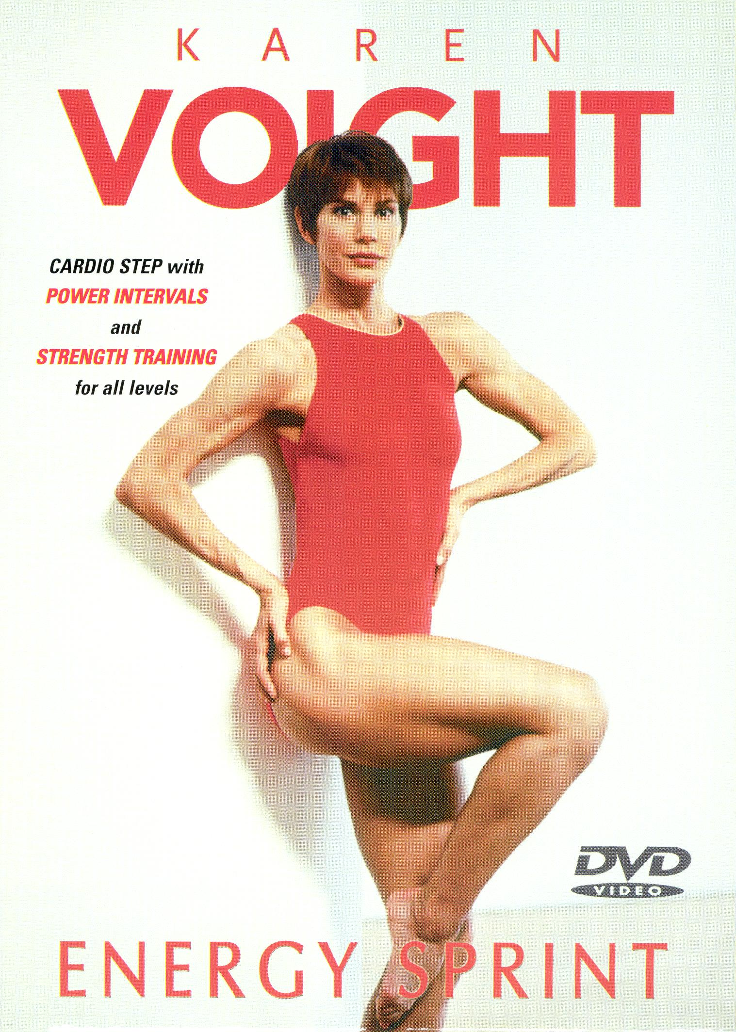 Karen Voight: Energy Sprint