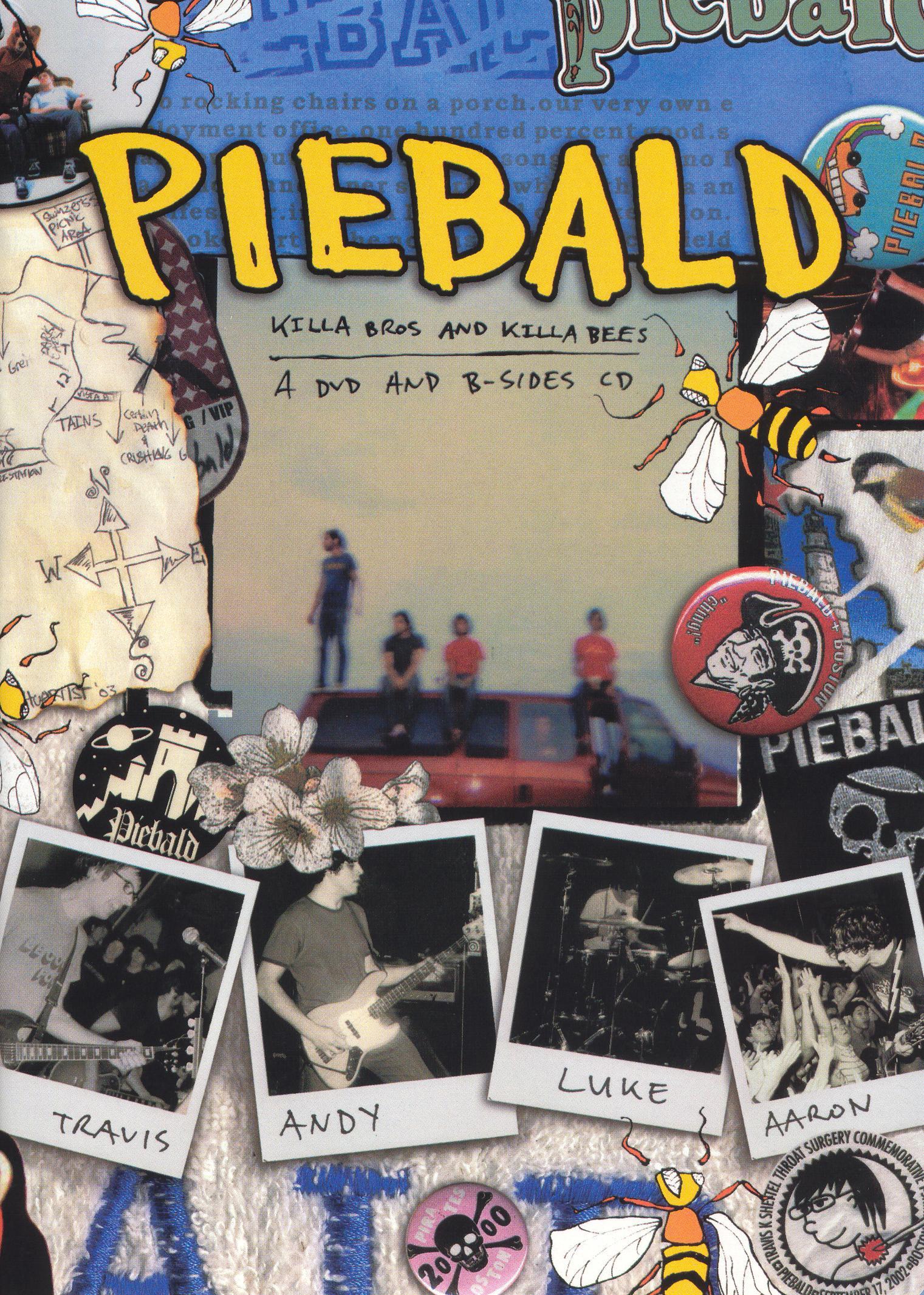 Piebald: Killa Bros and Killa Bees