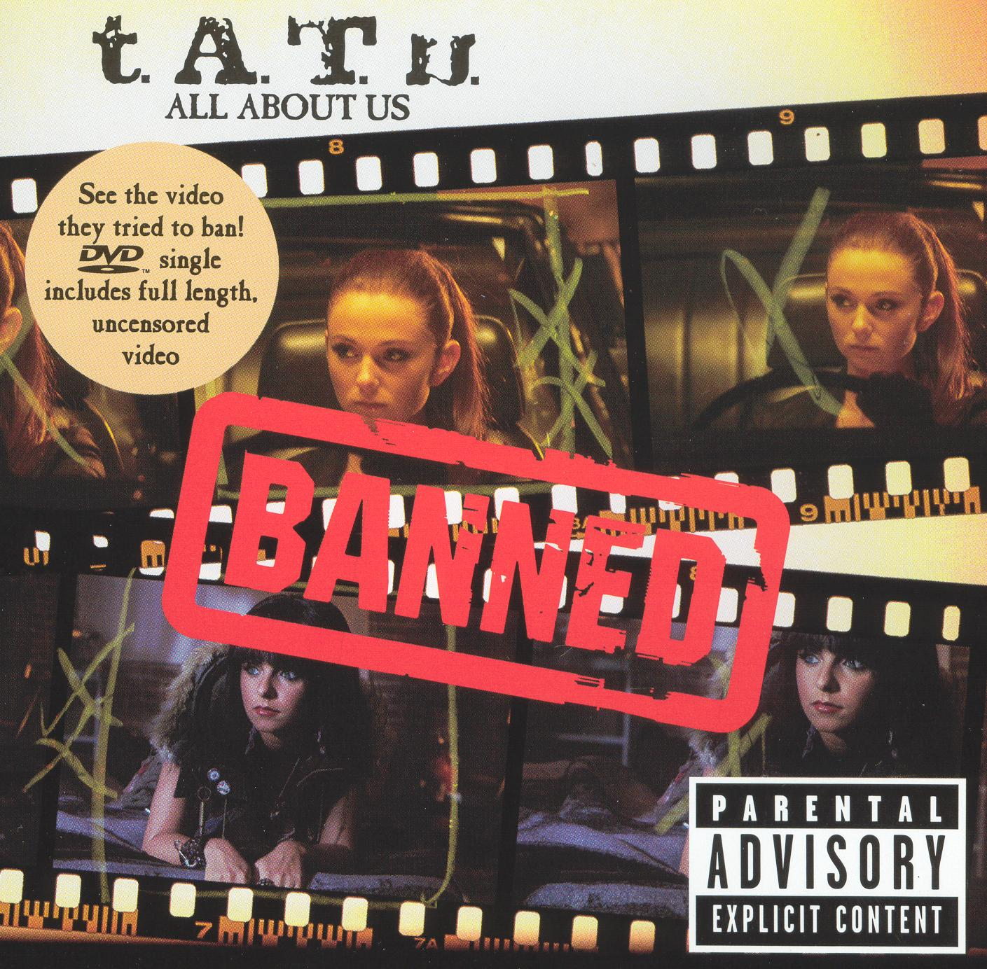 T.A.T.U.: All About Us