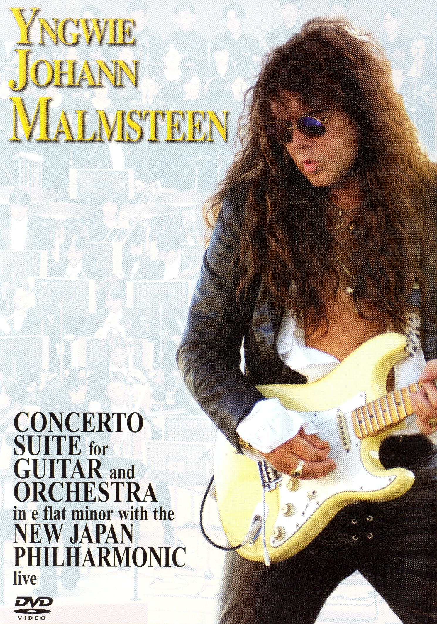 Yngwie Johann Malmsteen: Concerto Suite For Electric Guitar and Orchestra in E Flat Minor