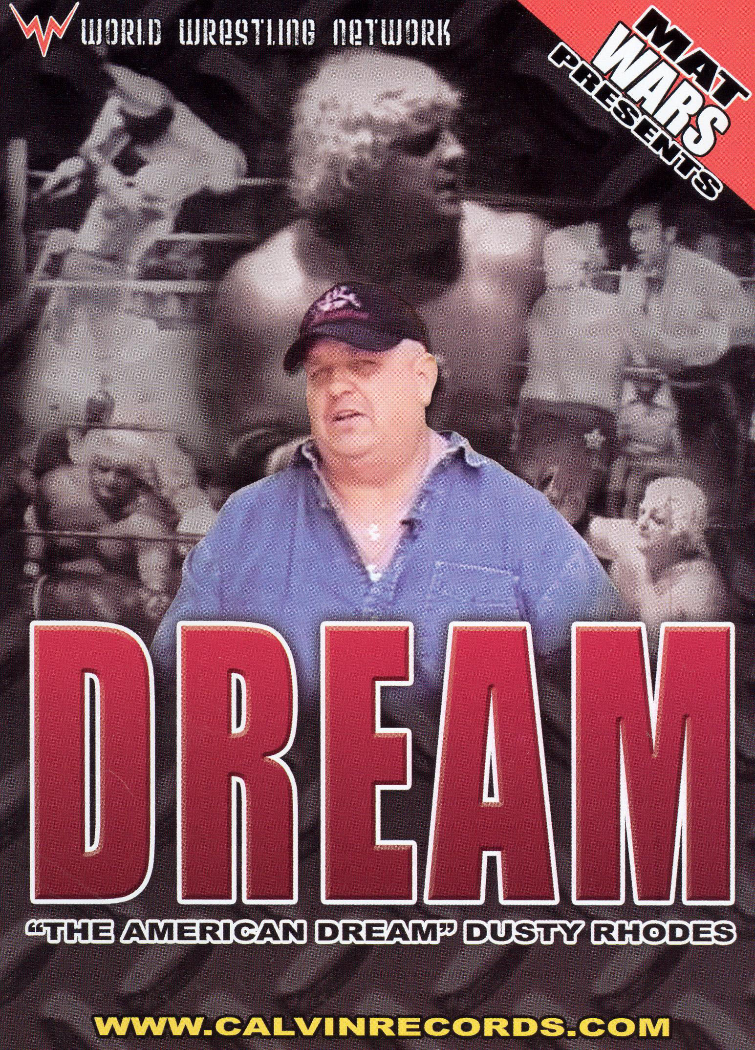 Mat Wars Presents: American Dream Dusty Rhodes