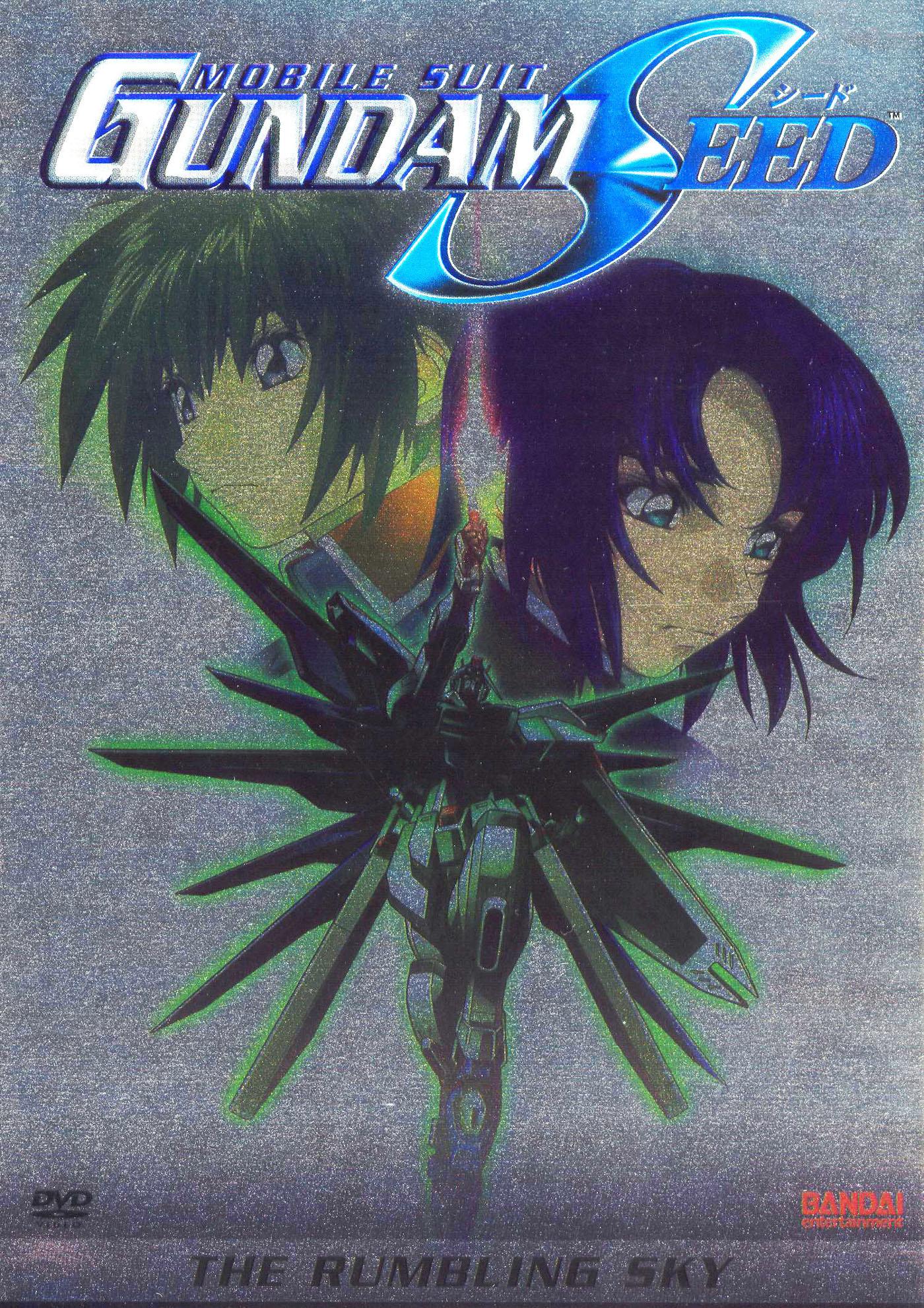 Mobile Suit Gundam SEED: The Rumbling Sky
