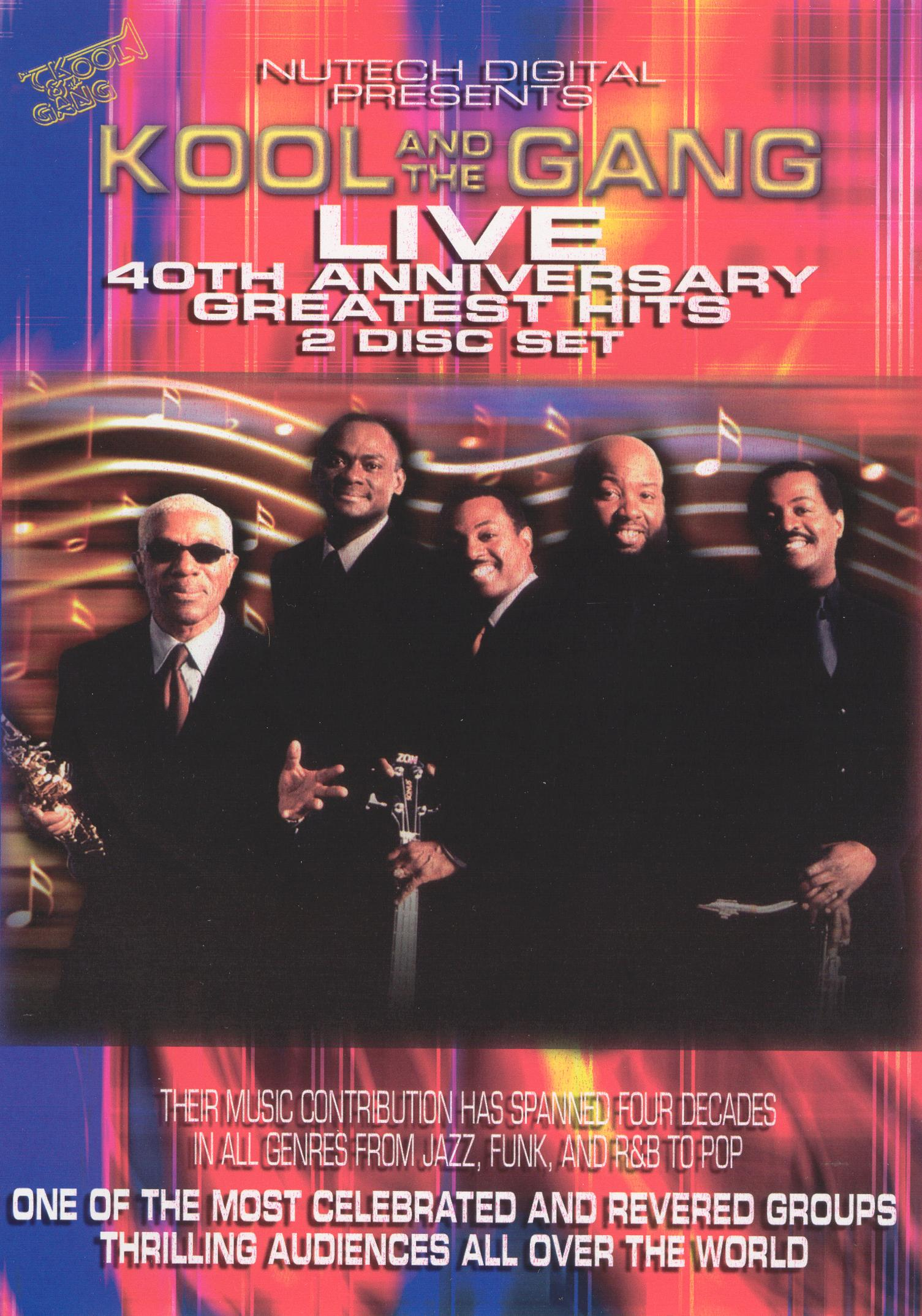 Kool and the Gang: Live 40th Anniversary Greatest Hits