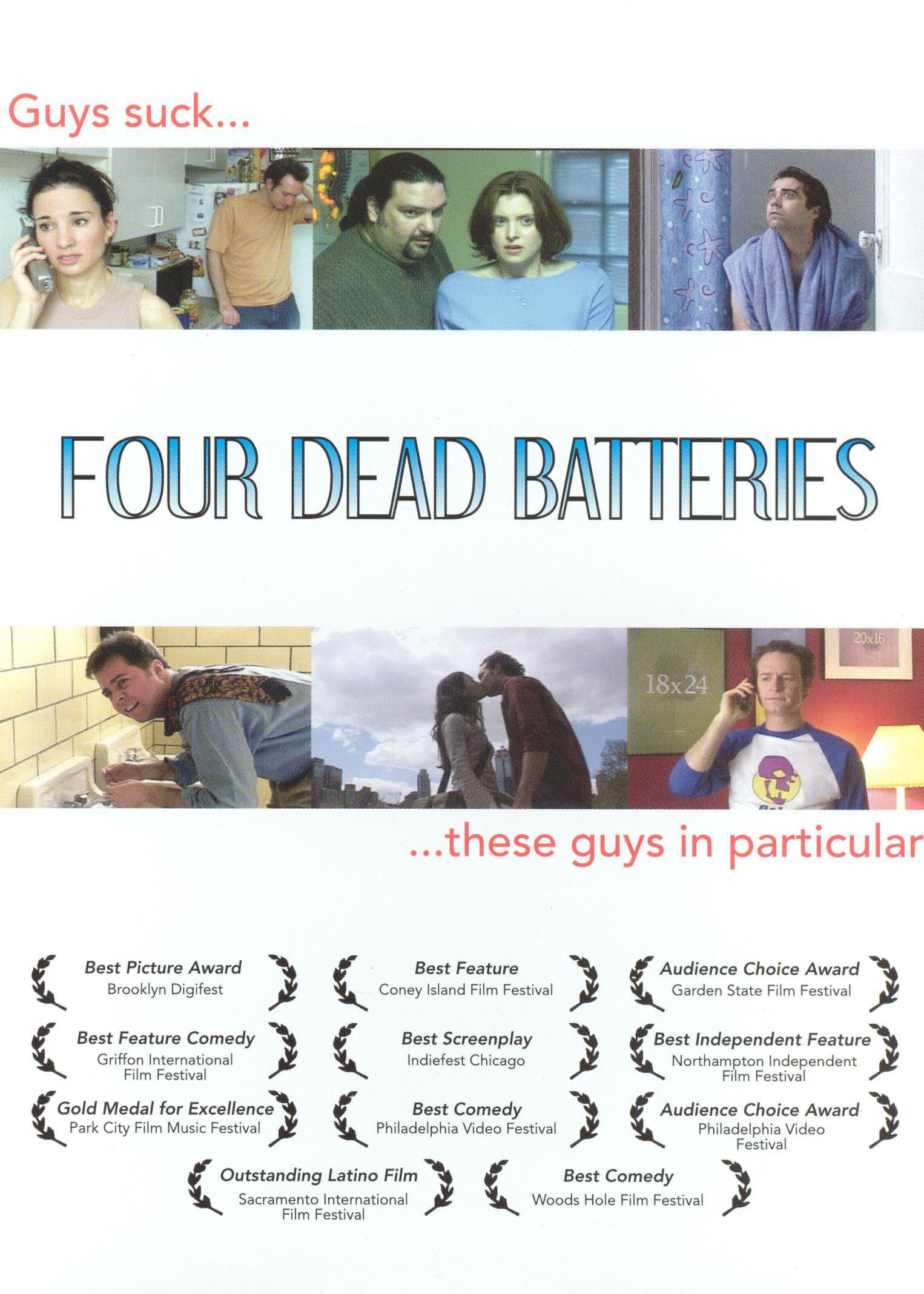 Four Dead Batteries