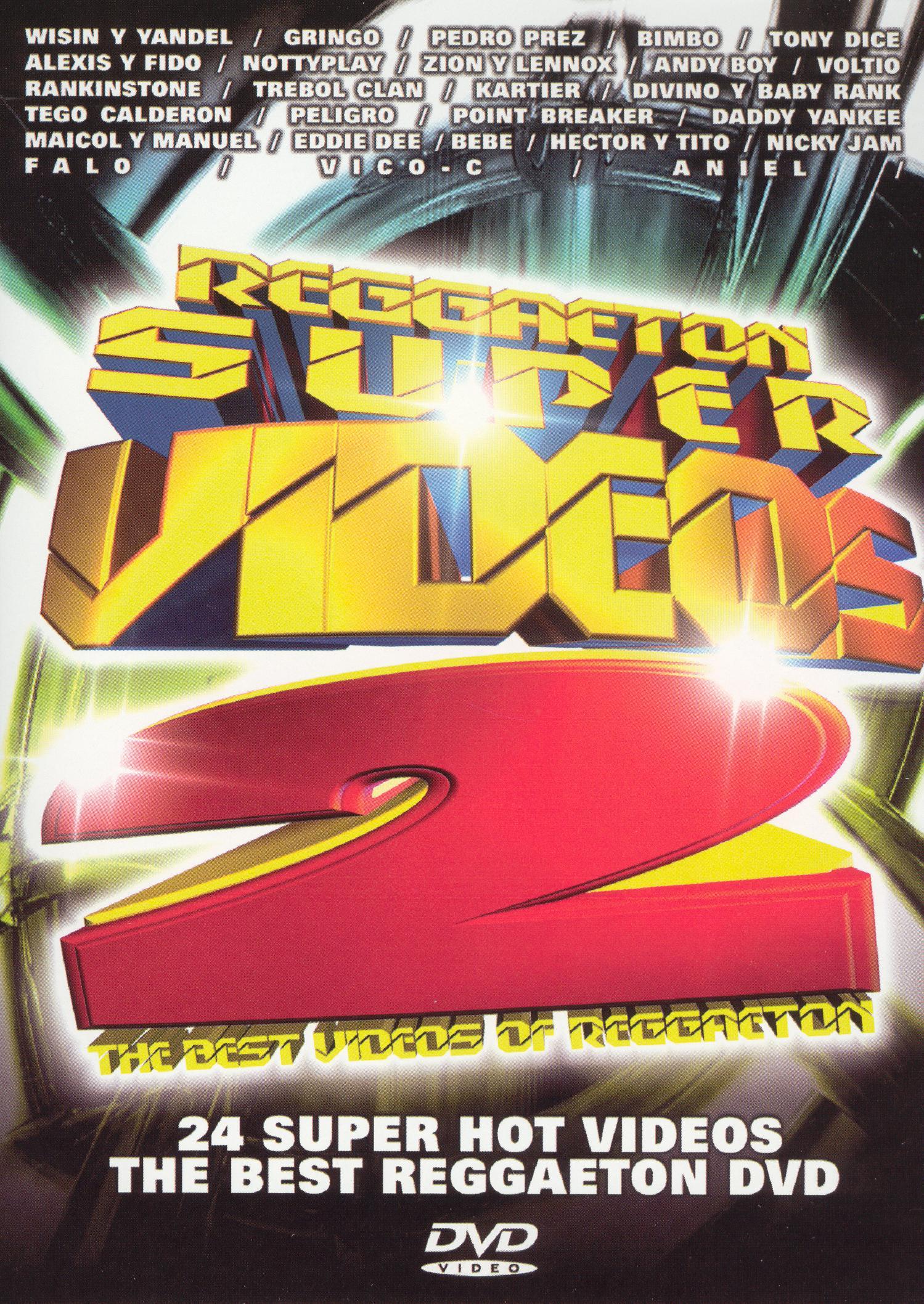 Reggaeton Super Videos, Vol. 2